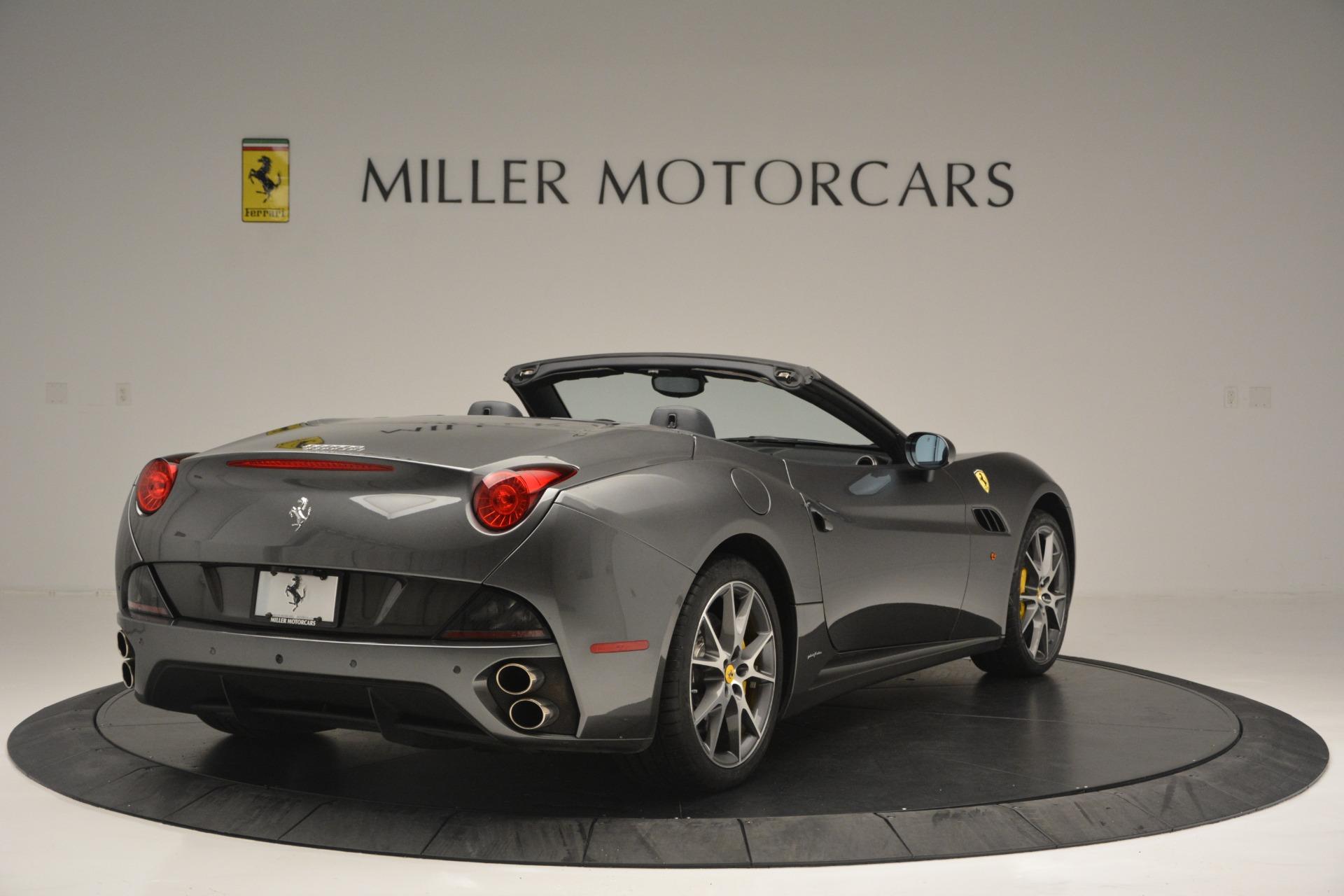 Used 2013 Ferrari California 30 For Sale In Westport, CT 2559_p7