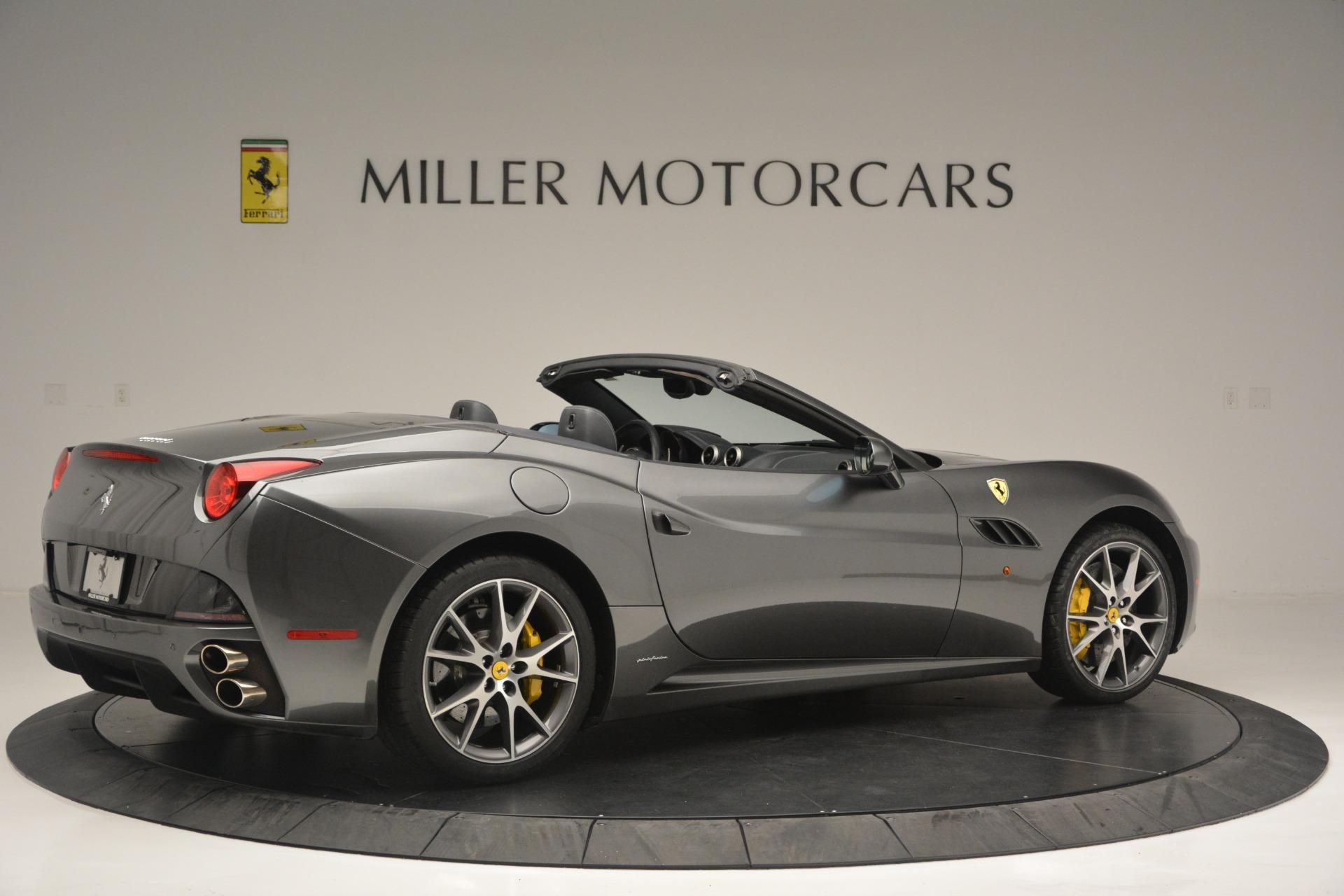 Used 2013 Ferrari California 30 For Sale In Westport, CT 2559_p8