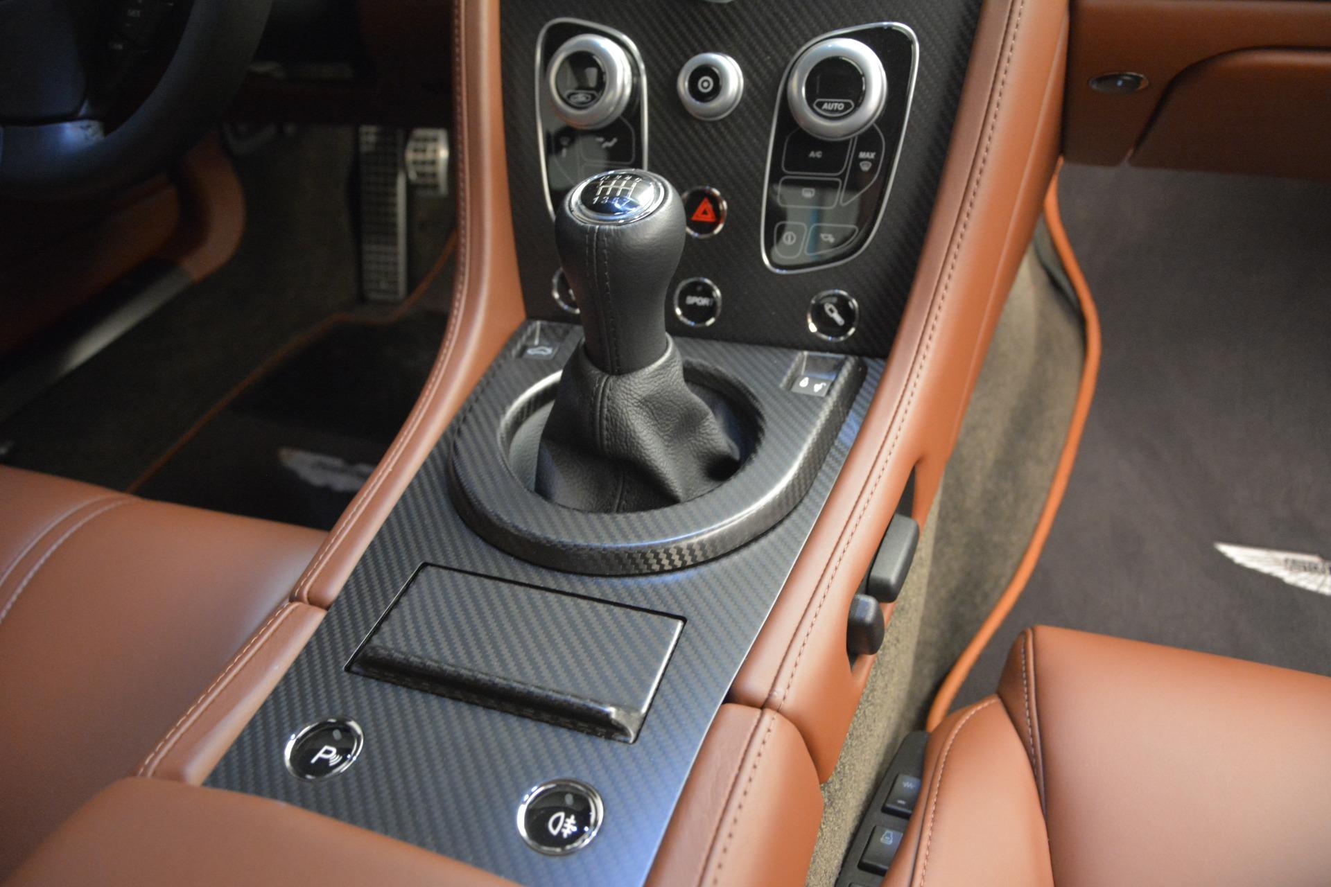 Used 2017 Aston Martin V12 Vantage S  For Sale In Westport, CT 2561_p19