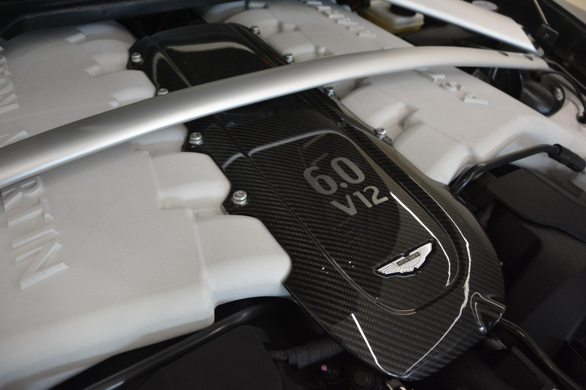 Used 2017 Aston Martin V12 Vantage S  For Sale In Westport, CT 2561_p25