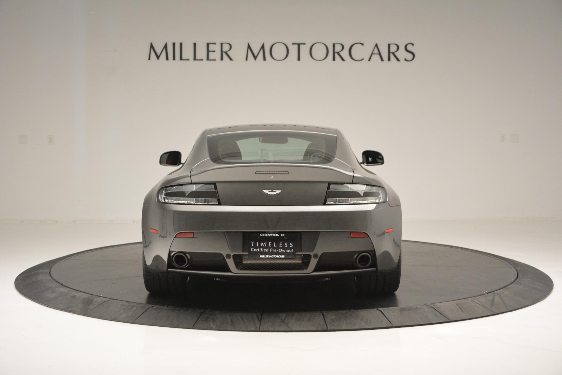 Used 2017 Aston Martin V12 Vantage S  For Sale In Westport, CT 2561_p6