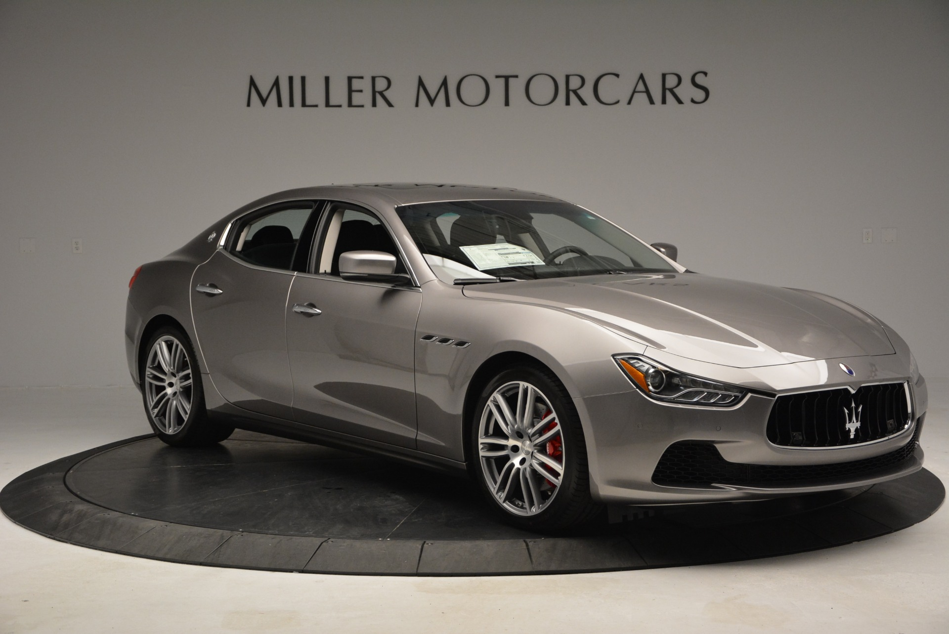 Used 2014 Maserati Ghibli S Q4 For Sale In Westport, CT 2562_p11
