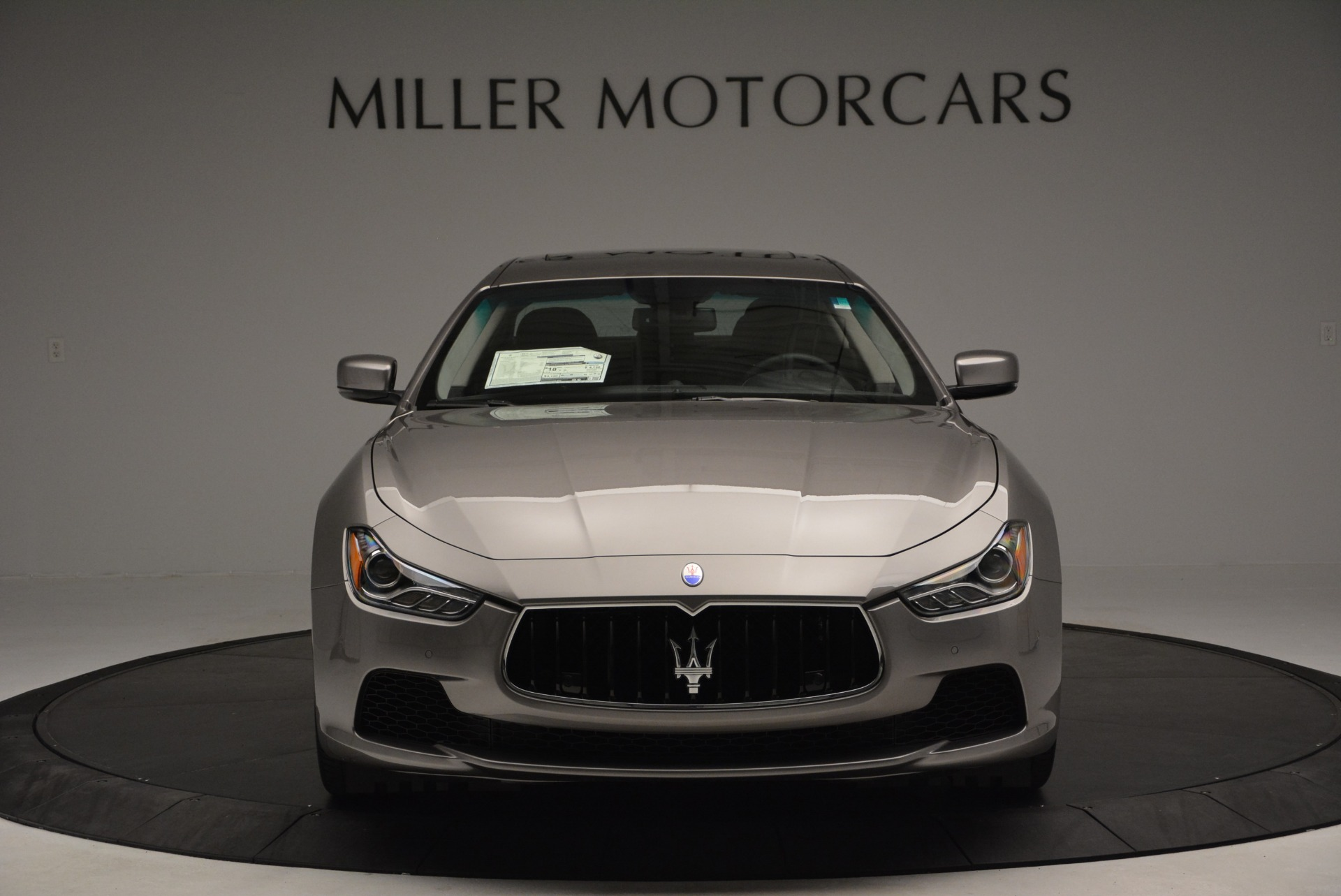 Used 2014 Maserati Ghibli S Q4 For Sale In Westport, CT 2562_p12