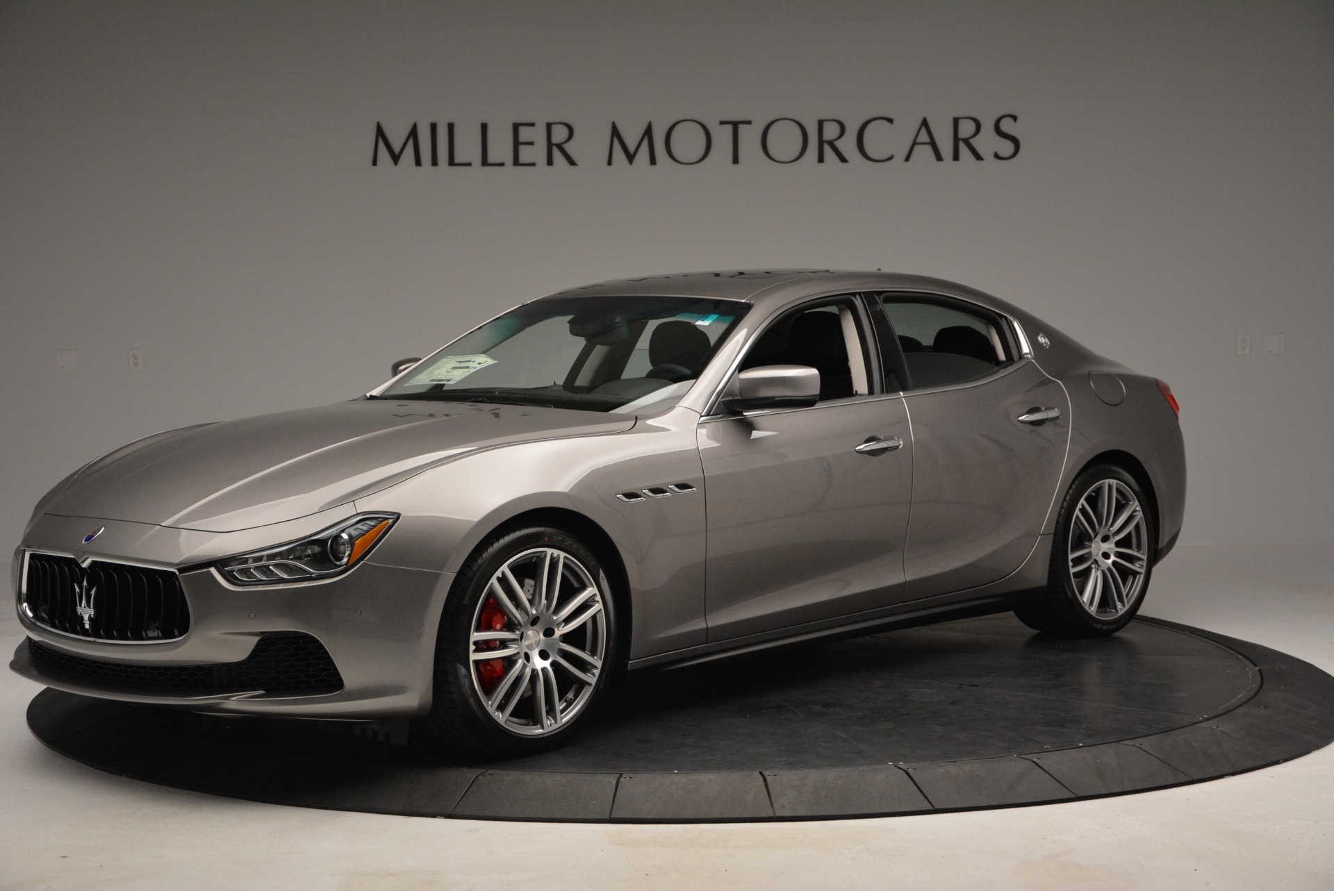 Used 2014 Maserati Ghibli S Q4 For Sale In Westport, CT 2562_p2