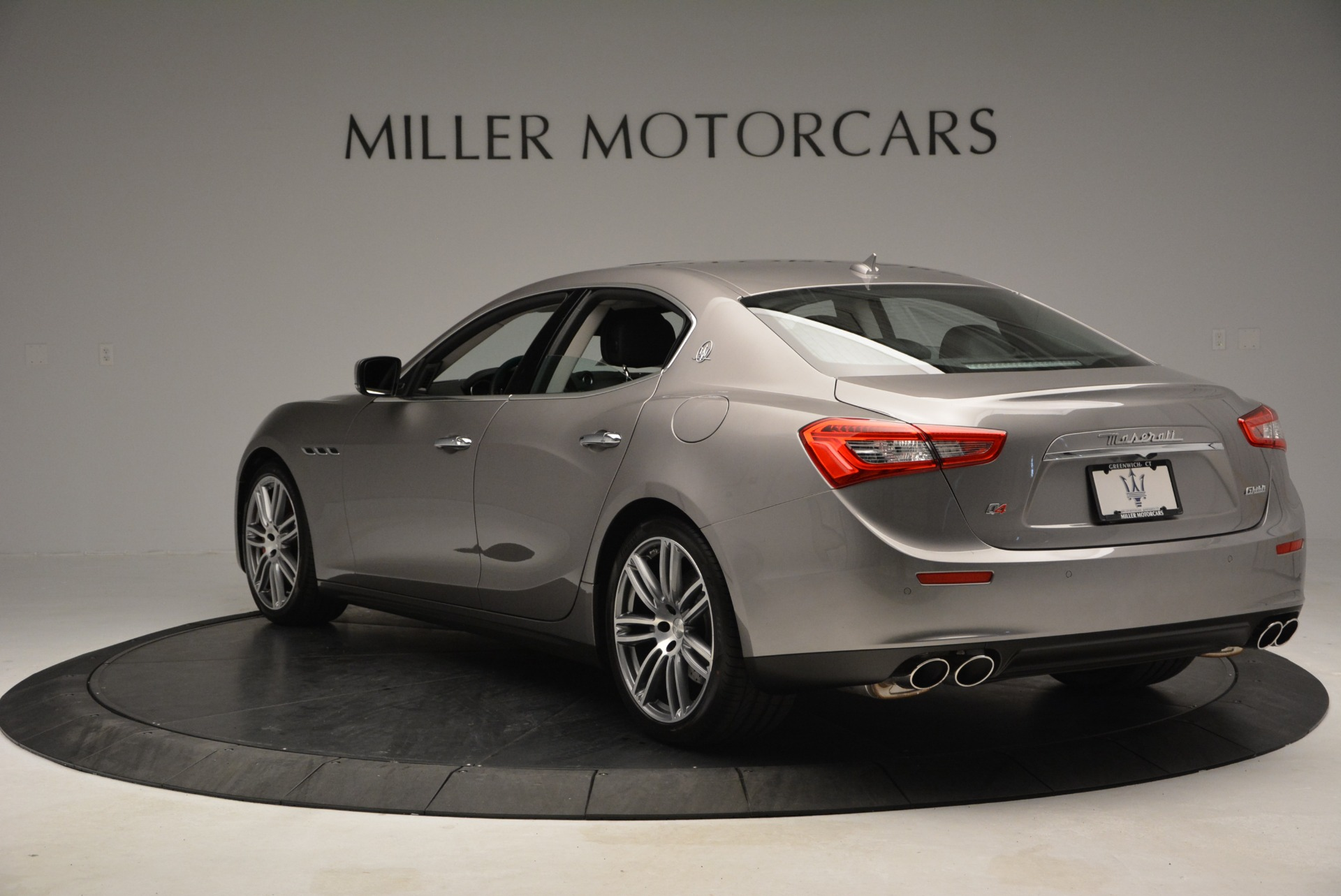 Used 2014 Maserati Ghibli S Q4 For Sale In Westport, CT 2562_p5