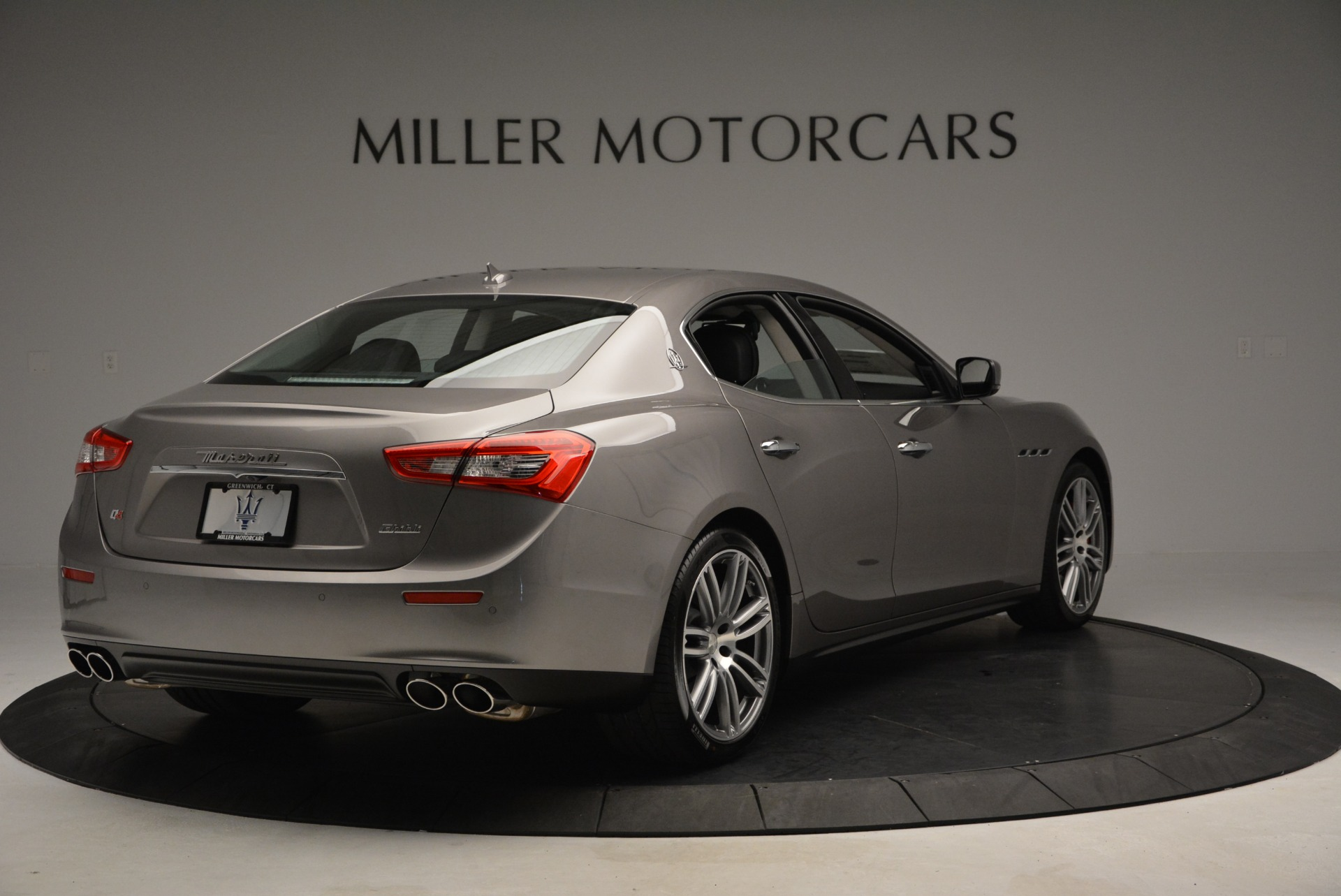 Used 2014 Maserati Ghibli S Q4 For Sale In Westport, CT 2562_p7