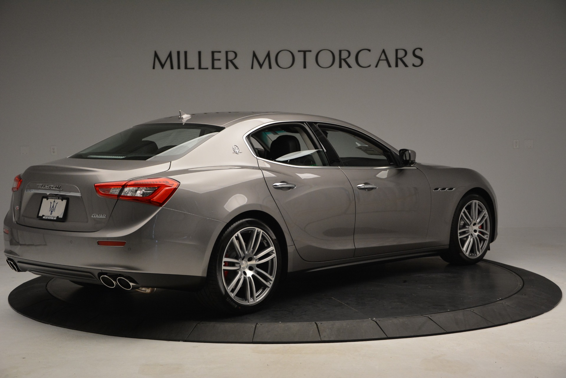 Used 2014 Maserati Ghibli S Q4 For Sale In Westport, CT 2562_p8