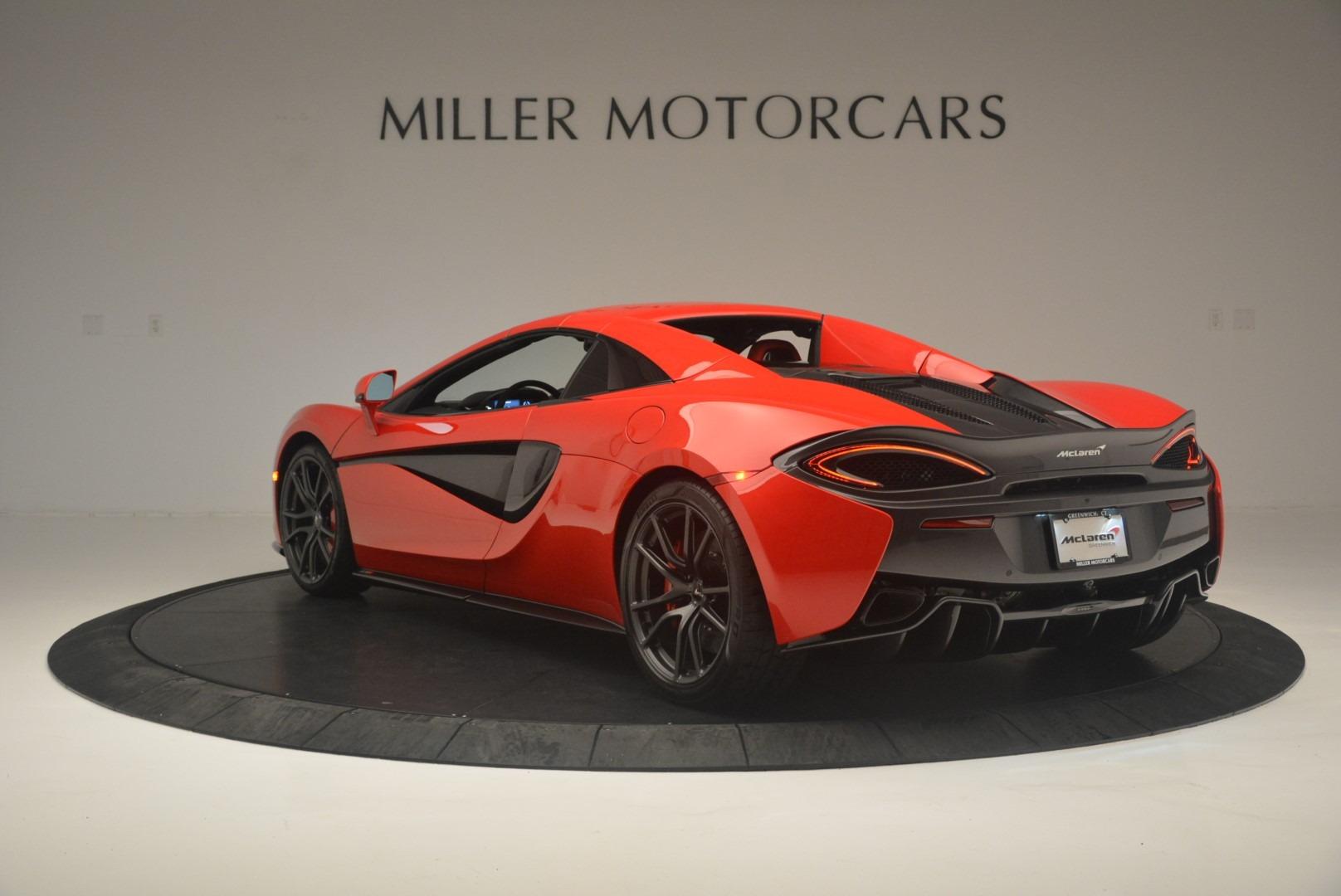 New 2019 McLaren 570S Spider Convertible For Sale In Westport, CT 2564_p16