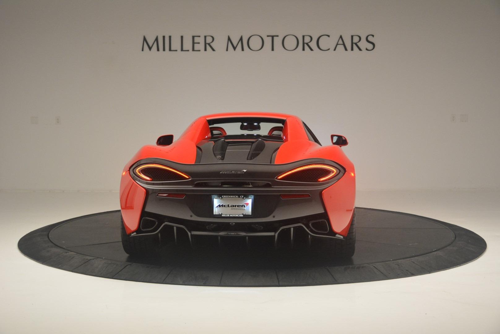 New 2019 McLaren 570S Spider Convertible For Sale In Westport, CT 2564_p17