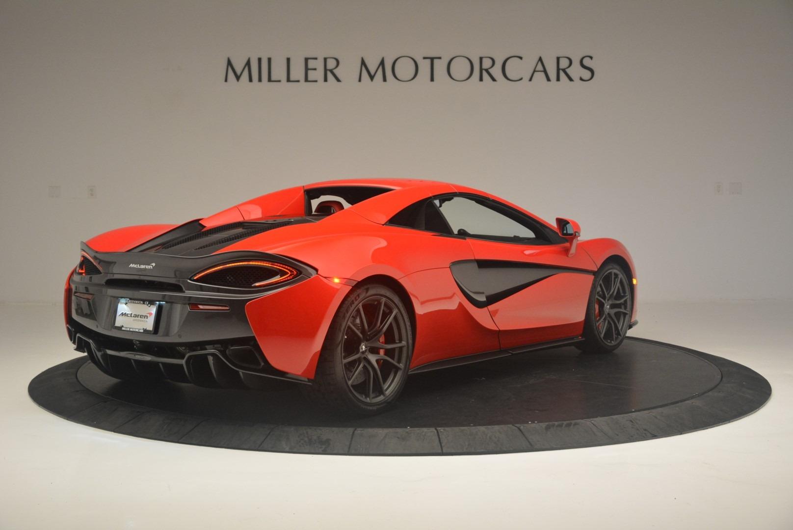 New 2019 McLaren 570S Spider Convertible For Sale In Westport, CT 2564_p18