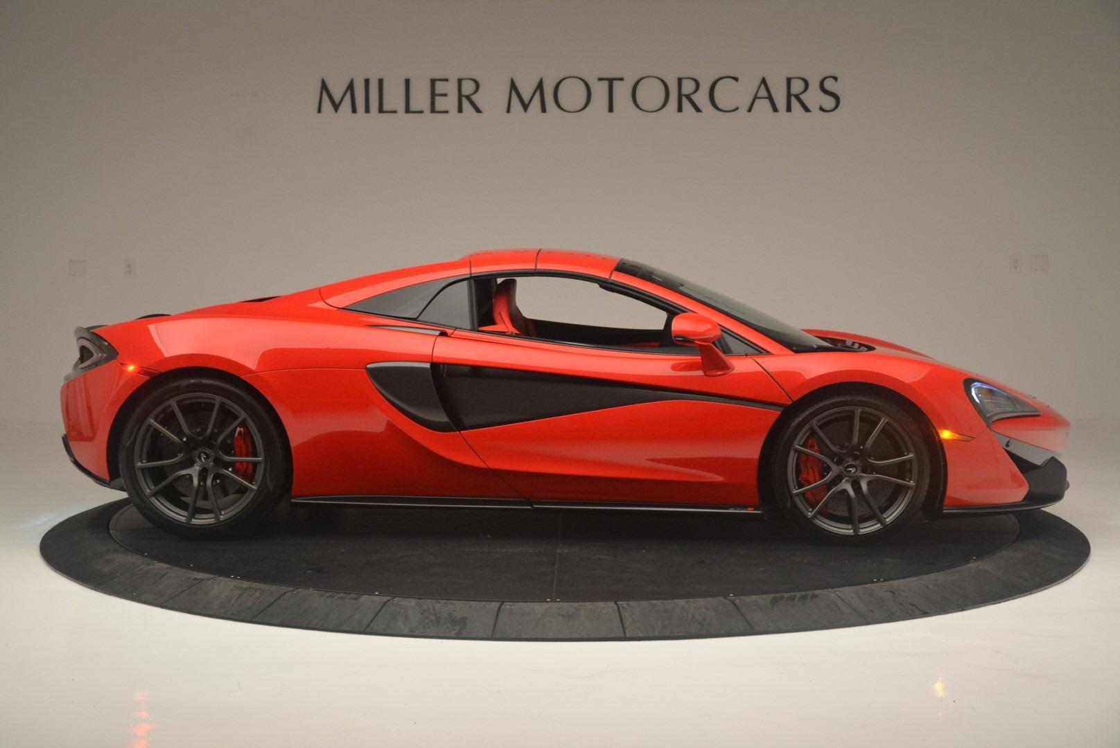 New 2019 McLaren 570S Spider Convertible For Sale In Westport, CT 2564_p19