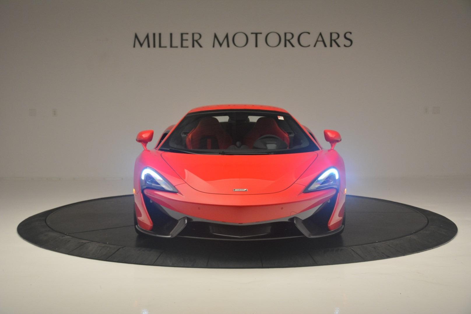 New 2019 McLaren 570S Spider Convertible For Sale In Westport, CT 2564_p21