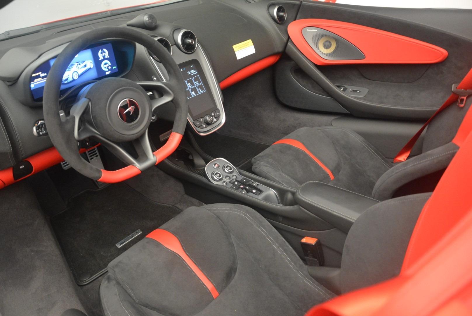 New 2019 McLaren 570S Spider Convertible For Sale In Westport, CT 2564_p22