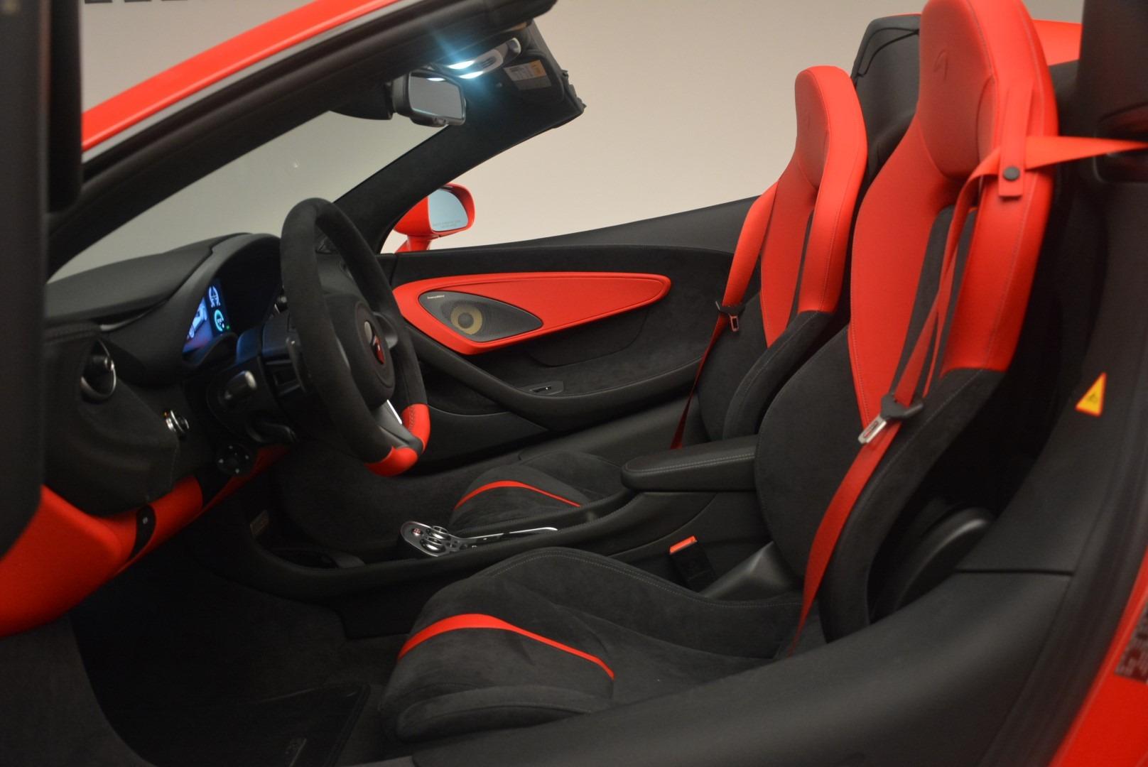New 2019 McLaren 570S Spider Convertible For Sale In Westport, CT 2564_p23