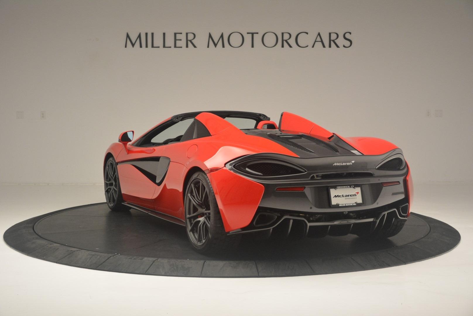 New 2019 McLaren 570S Spider Convertible For Sale In Westport, CT 2564_p5