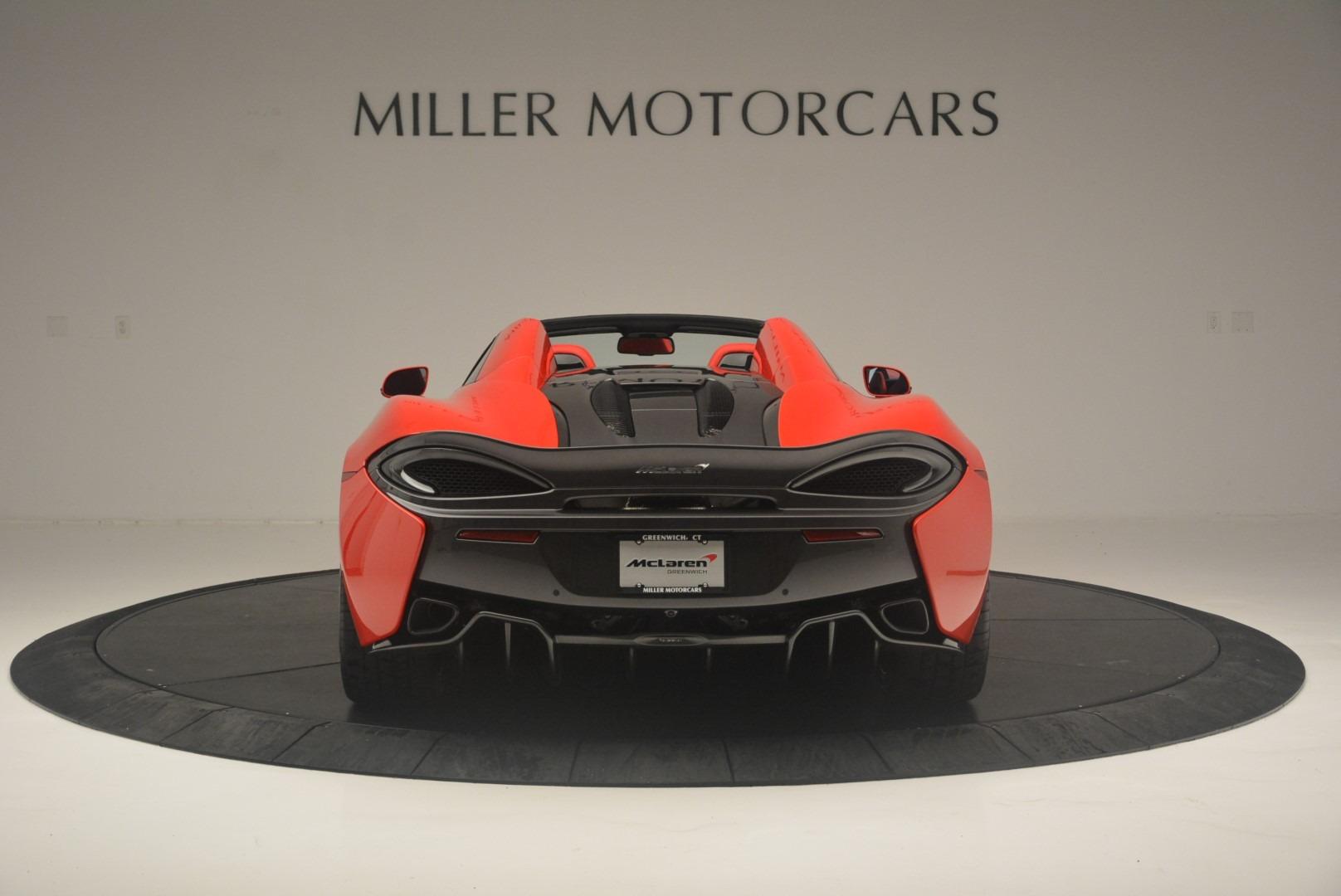 New 2019 McLaren 570S Spider Convertible For Sale In Westport, CT 2564_p6