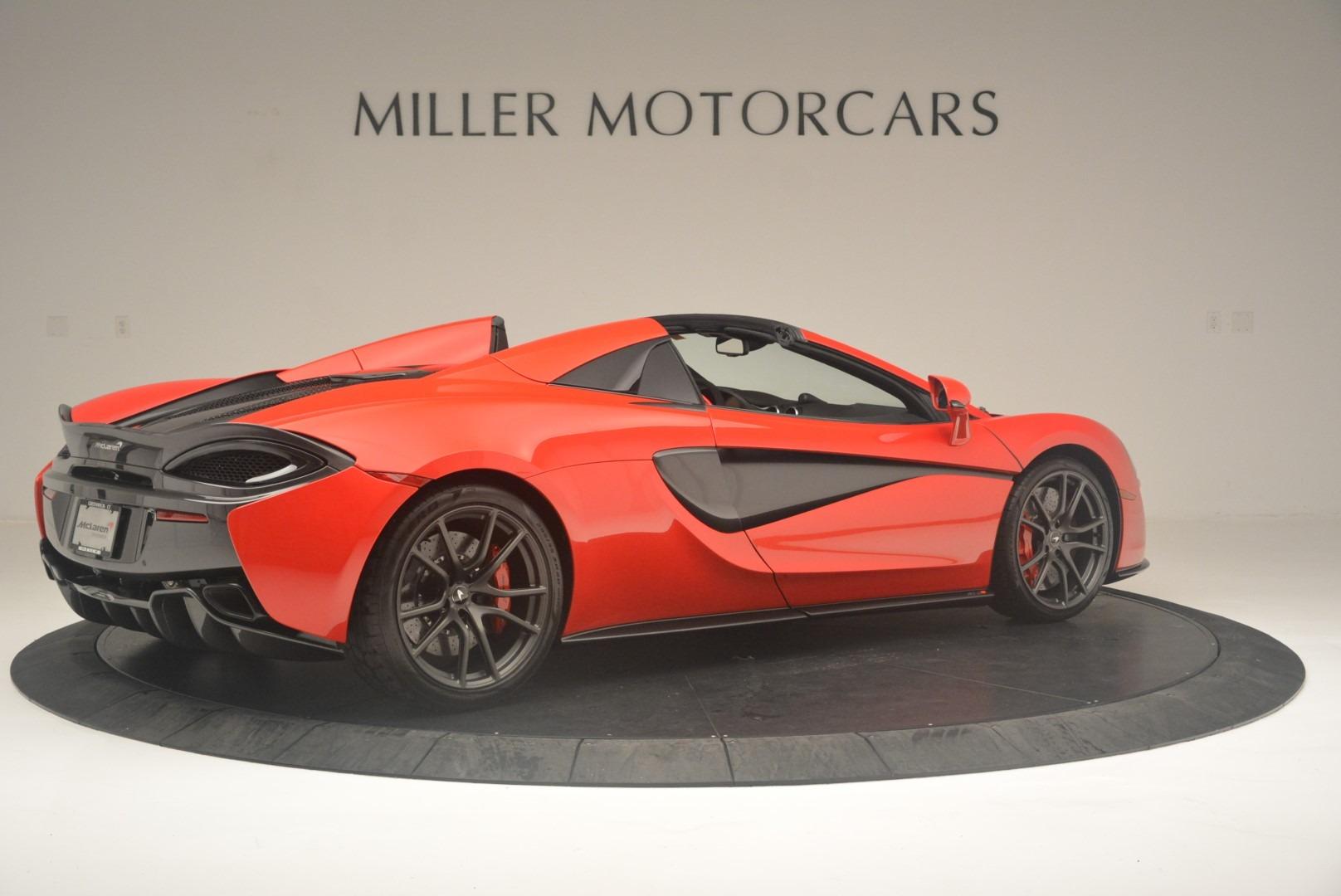 New 2019 McLaren 570S Spider Convertible For Sale In Westport, CT 2564_p8