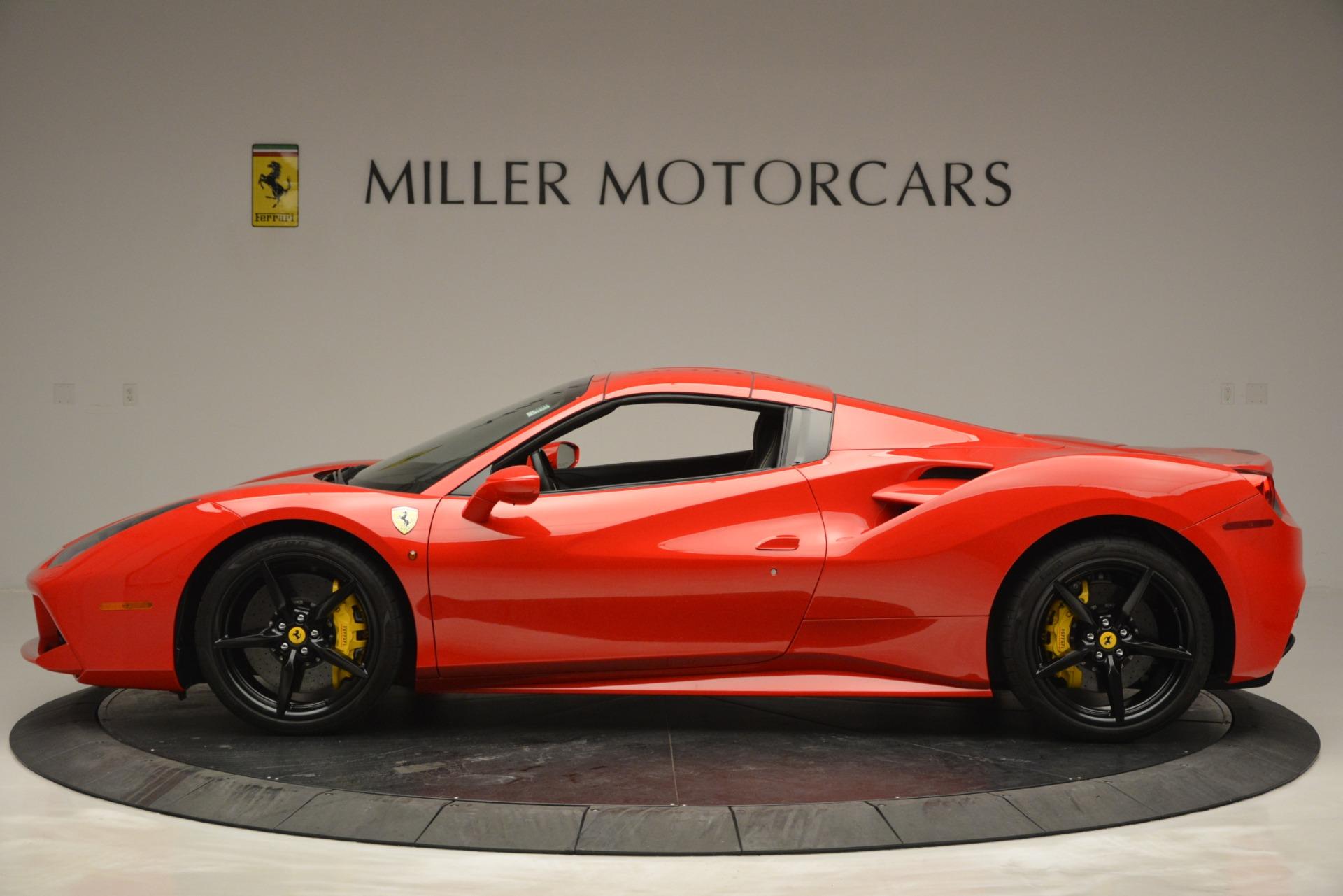 Used 2018 Ferrari 488 Spider  For Sale In Westport, CT 2570_p15