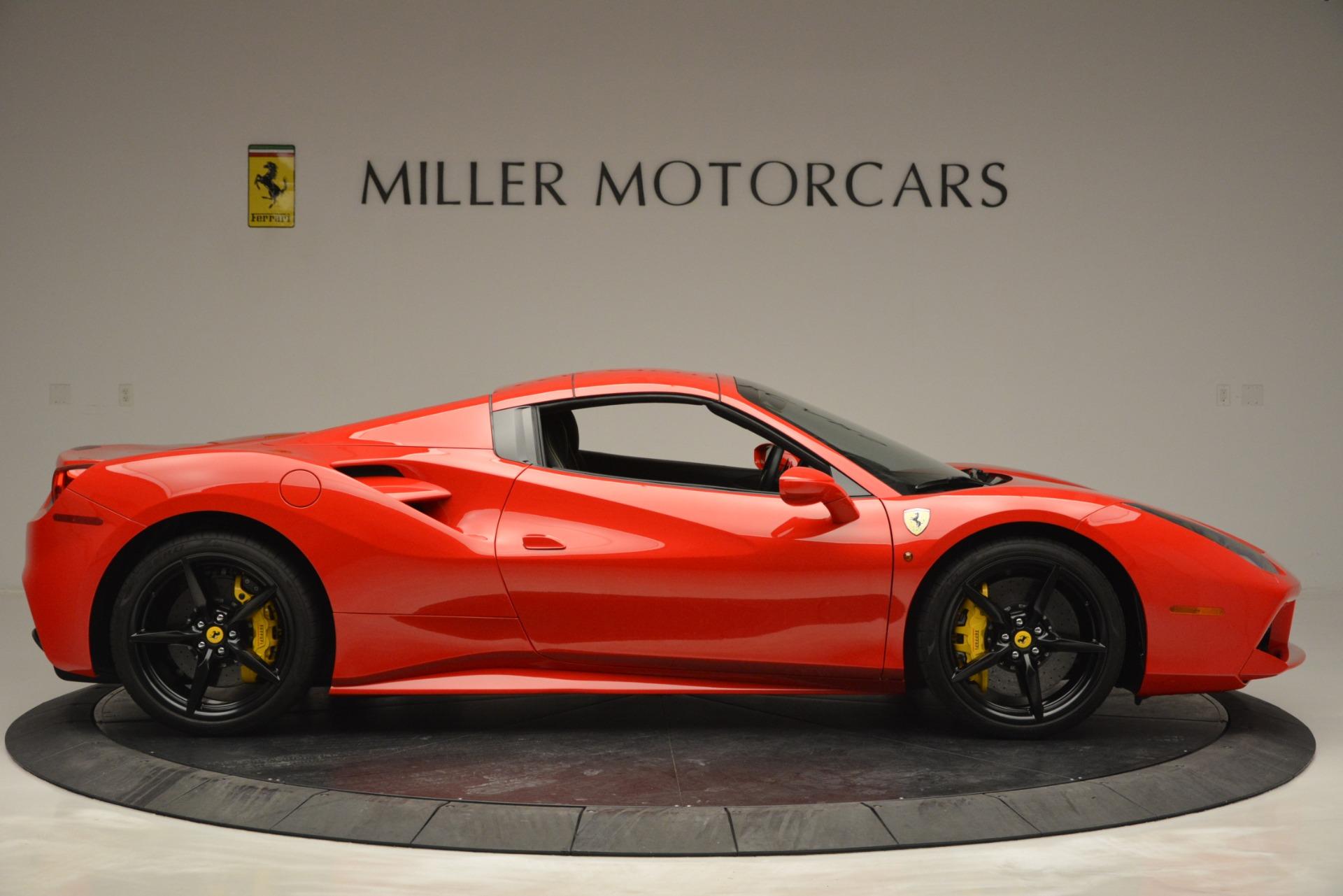 Used 2018 Ferrari 488 Spider  For Sale In Westport, CT 2570_p21