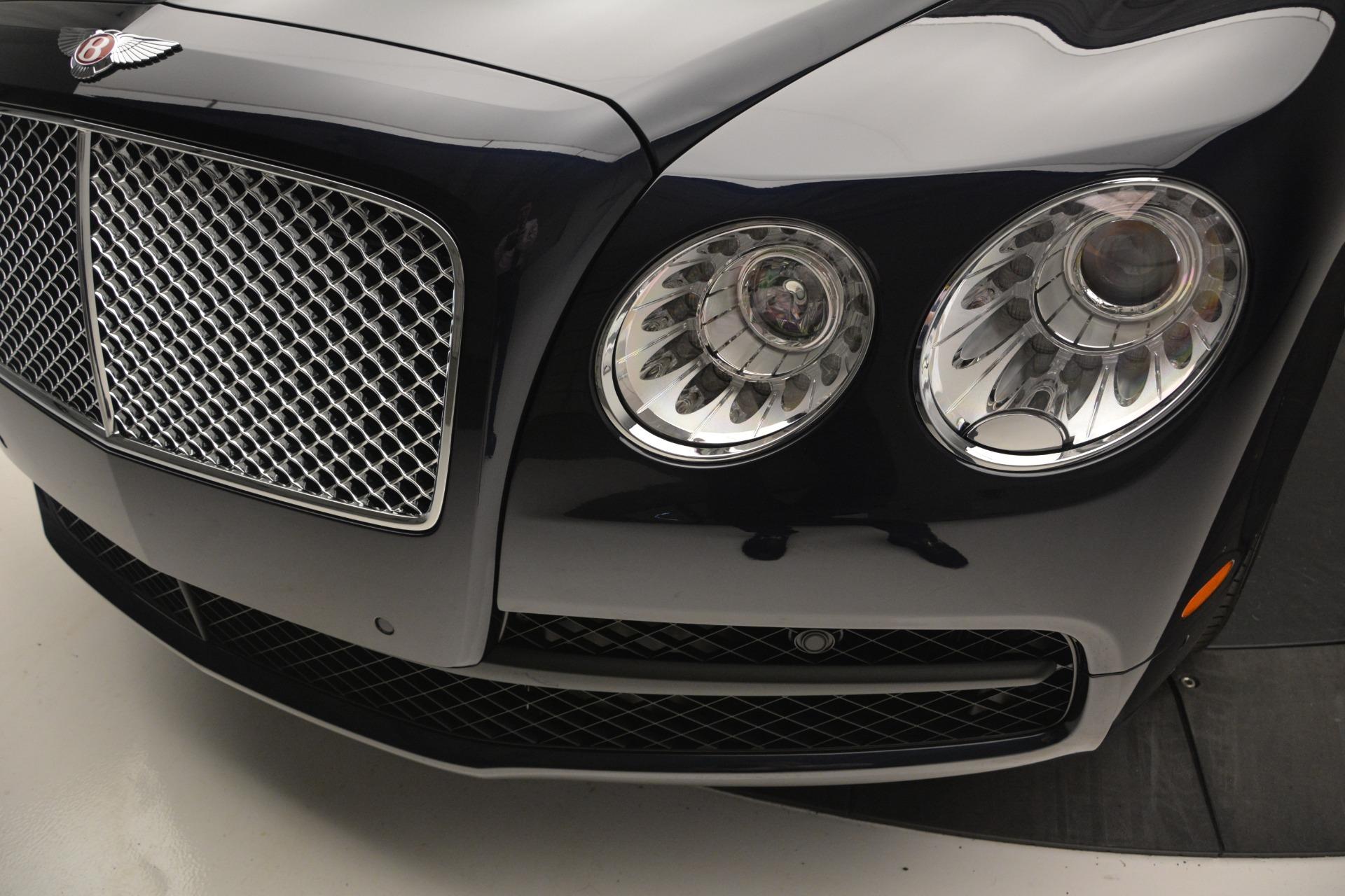 New 2018 Bentley Flying Spur V8 For Sale In Westport, CT 2572_p13