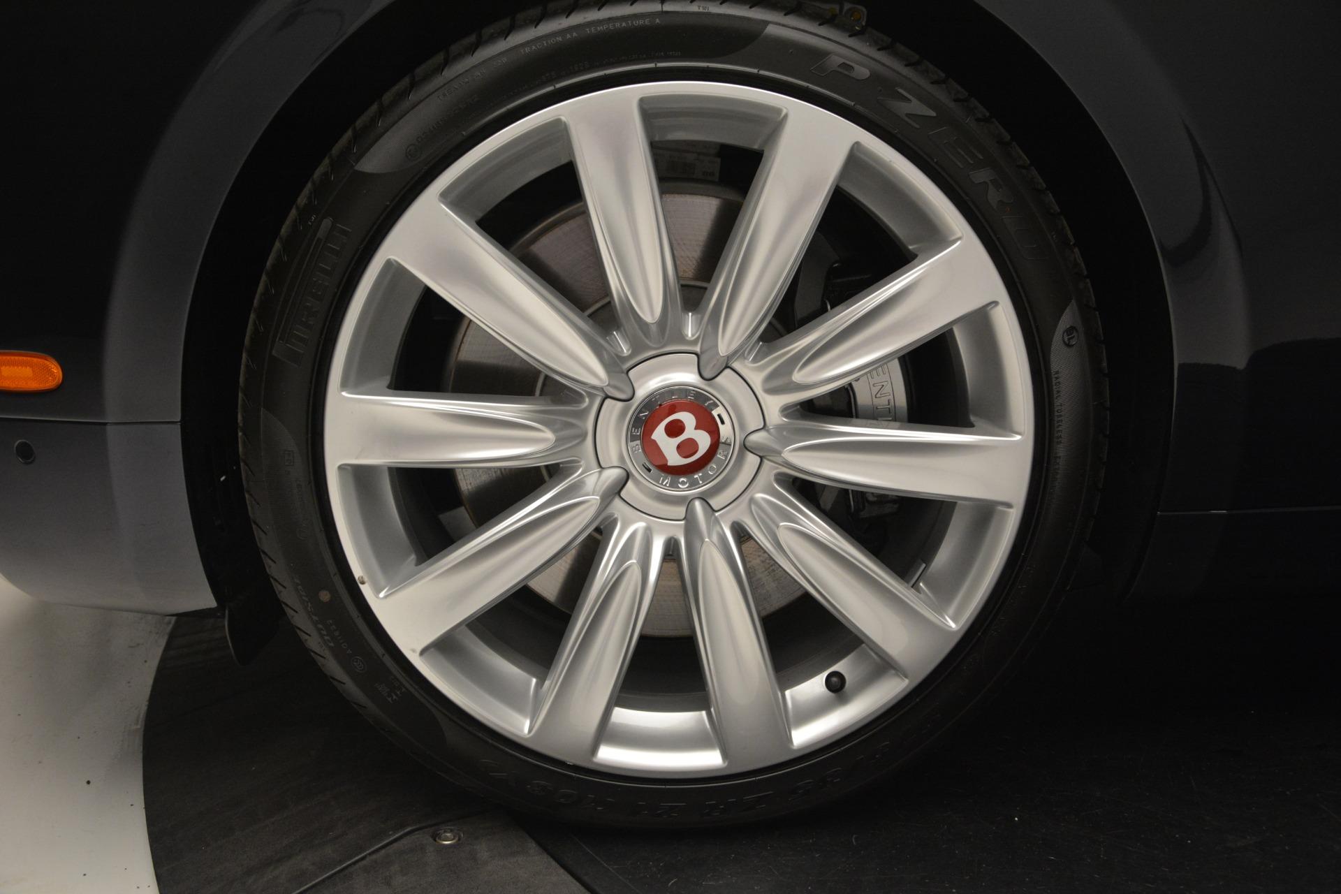 New 2018 Bentley Flying Spur V8 For Sale In Westport, CT 2572_p14