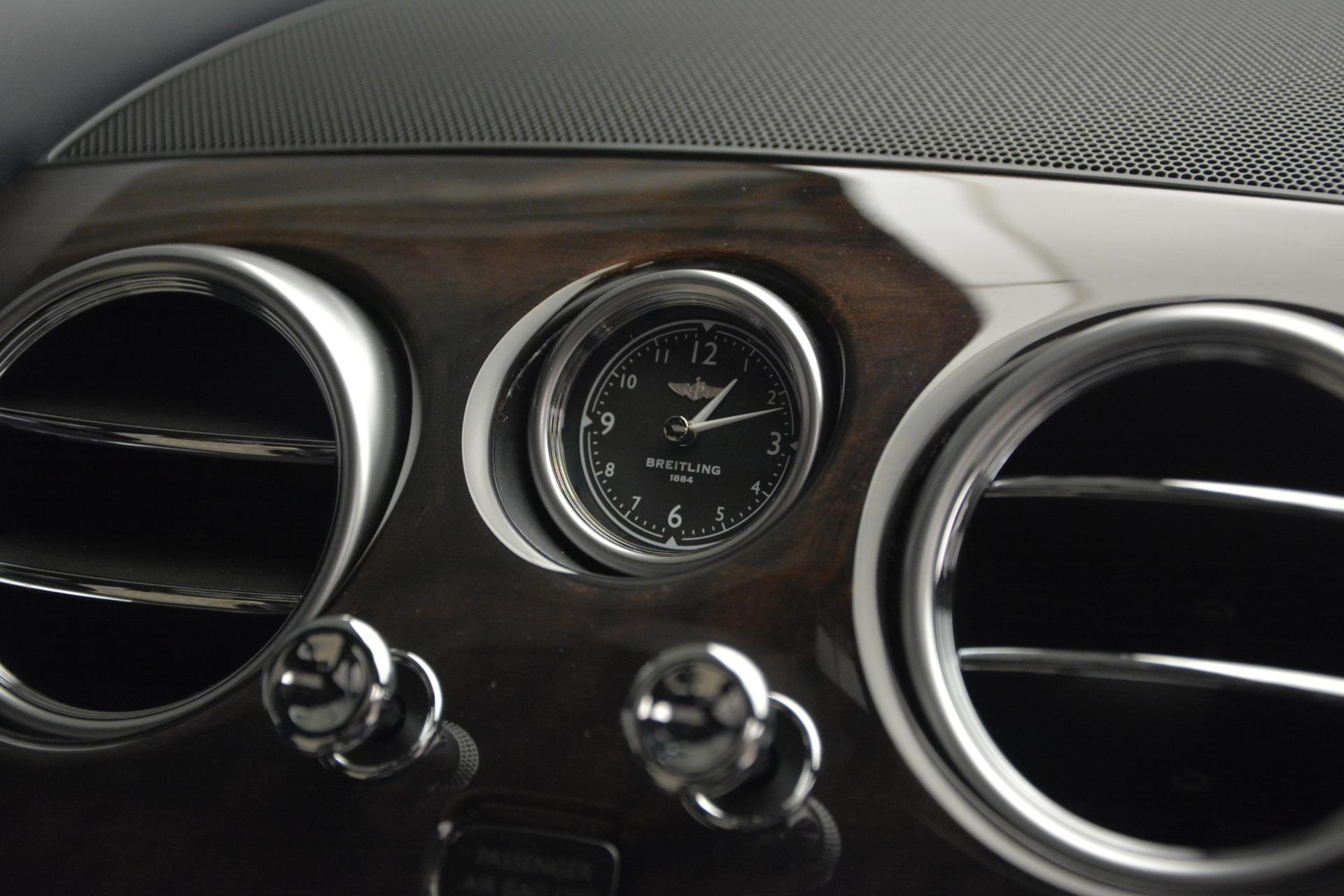 New 2018 Bentley Flying Spur V8 For Sale In Westport, CT 2572_p22