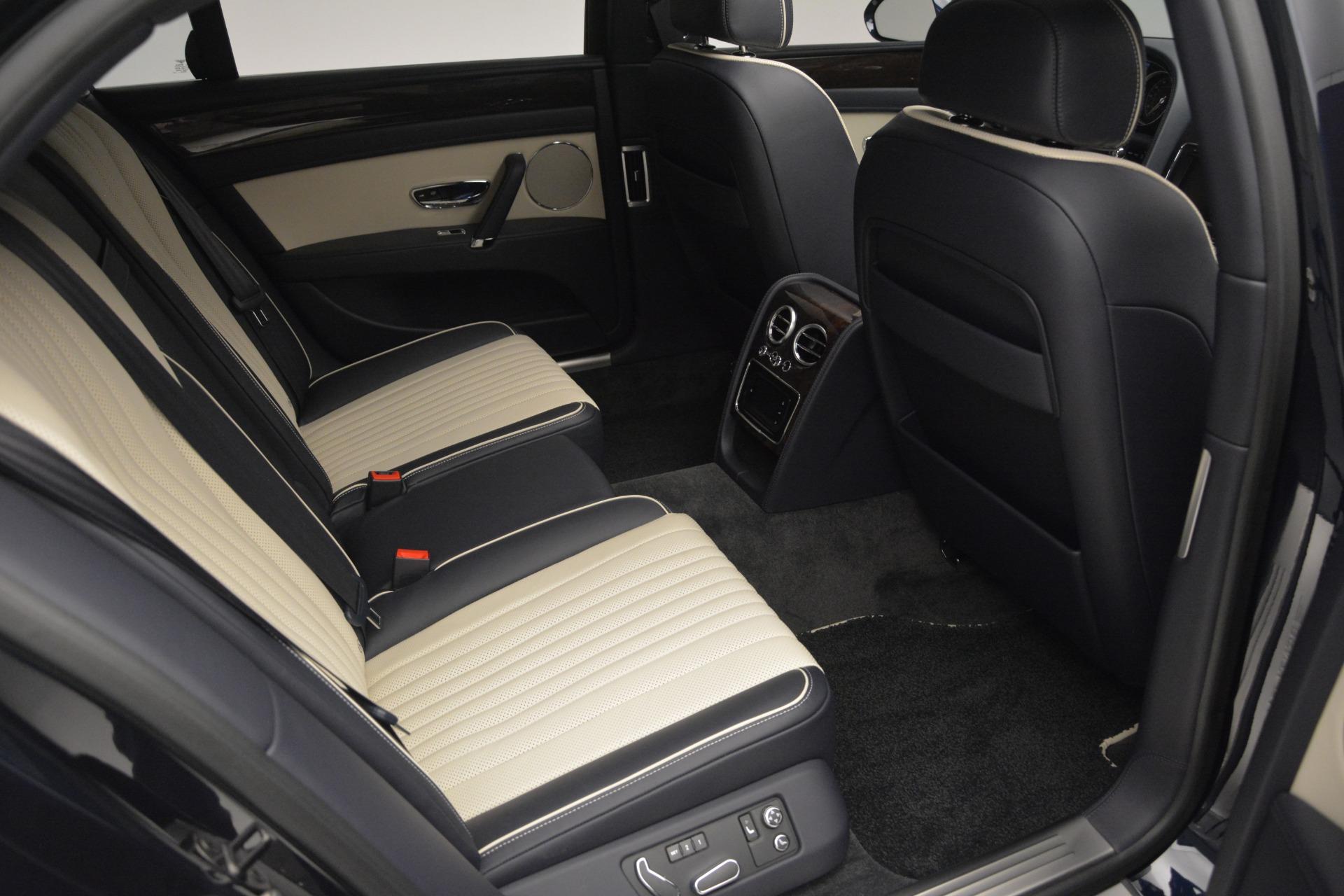 New 2018 Bentley Flying Spur V8 For Sale In Westport, CT 2572_p28