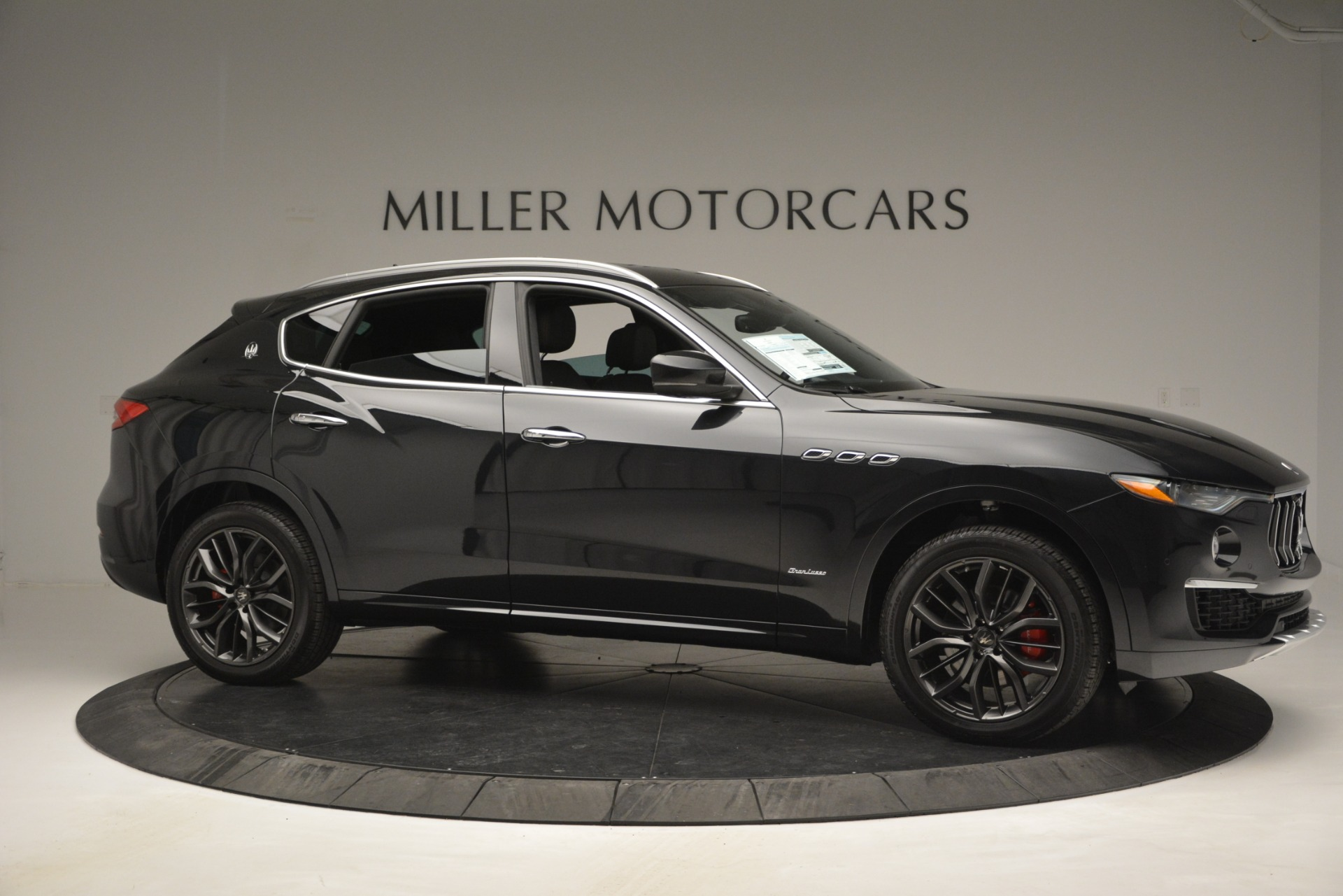 New 2019 Maserati Levante Q4 GranLusso For Sale In Westport, CT 2574_p10