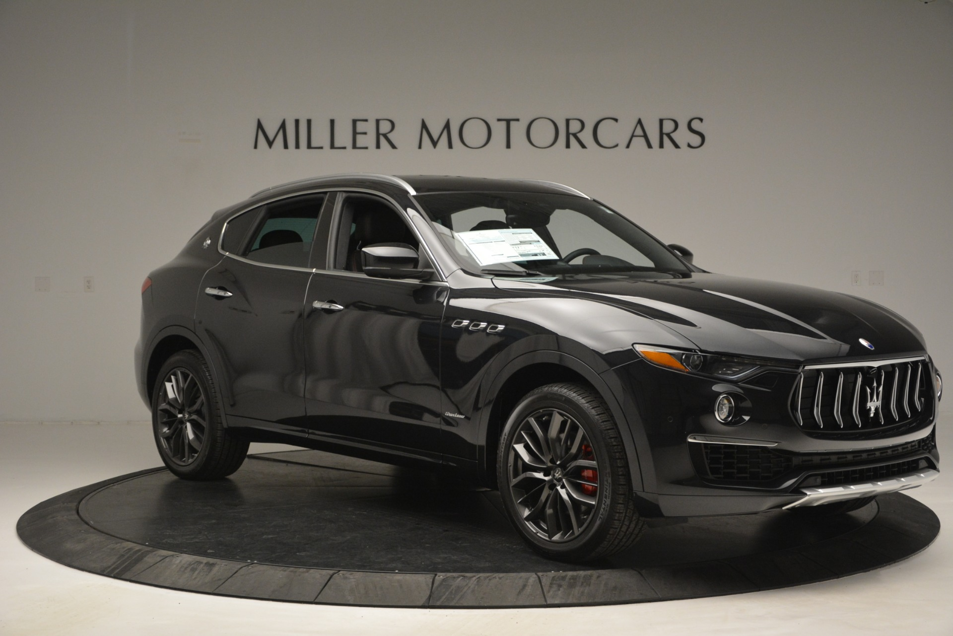 New 2019 Maserati Levante Q4 GranLusso For Sale In Westport, CT 2574_p11