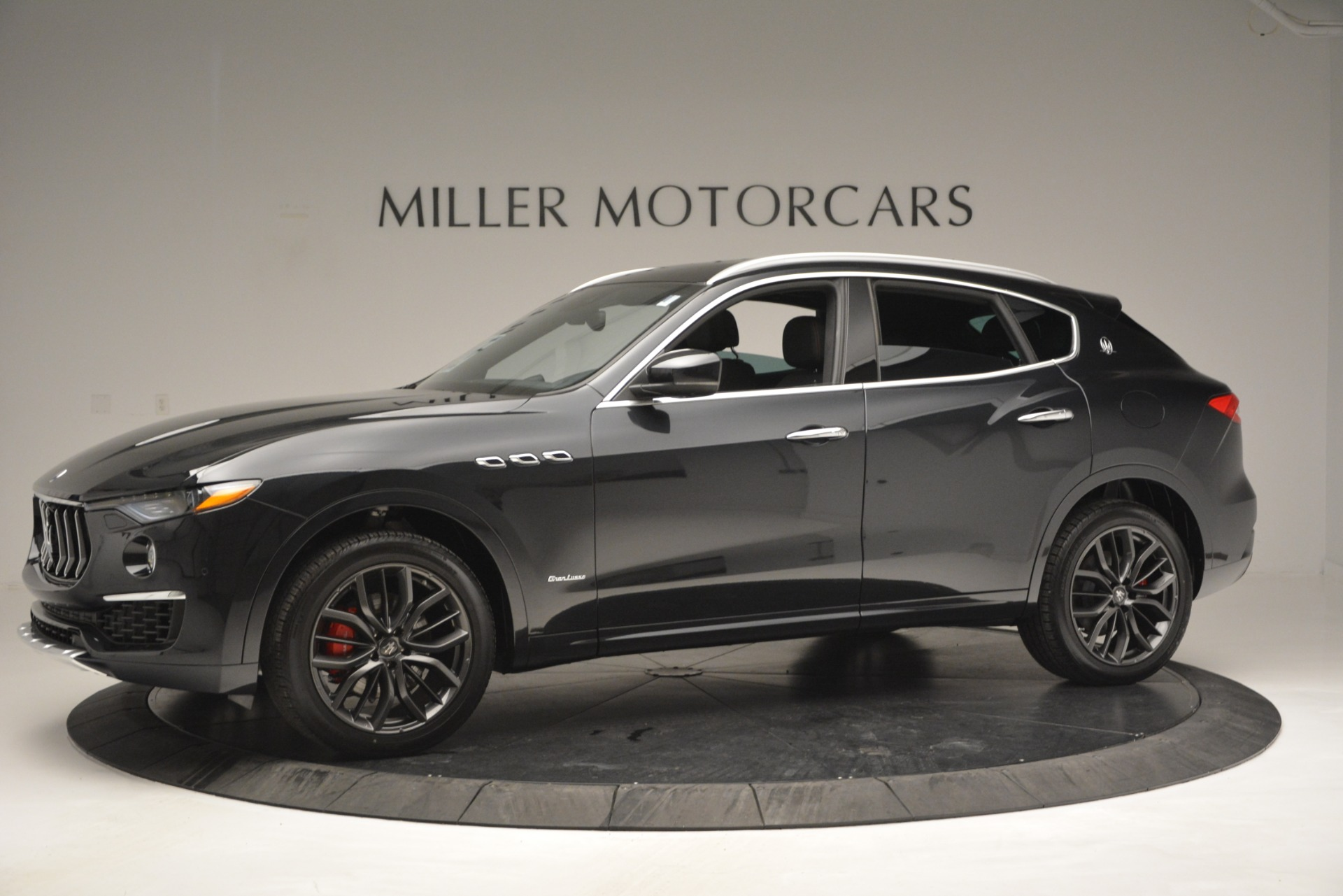 New 2019 Maserati Levante Q4 GranLusso For Sale In Westport, CT 2574_p2