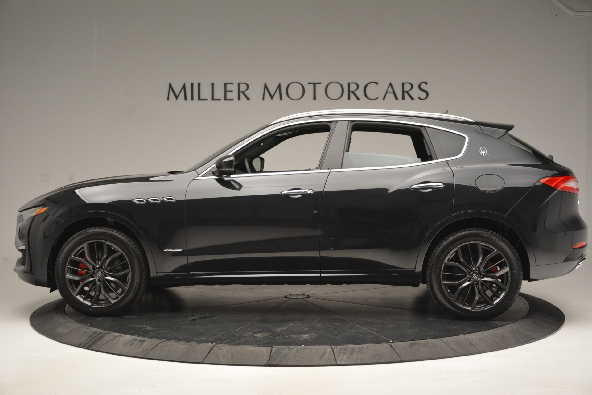 New 2019 Maserati Levante Q4 GranLusso For Sale In Westport, CT 2574_p3