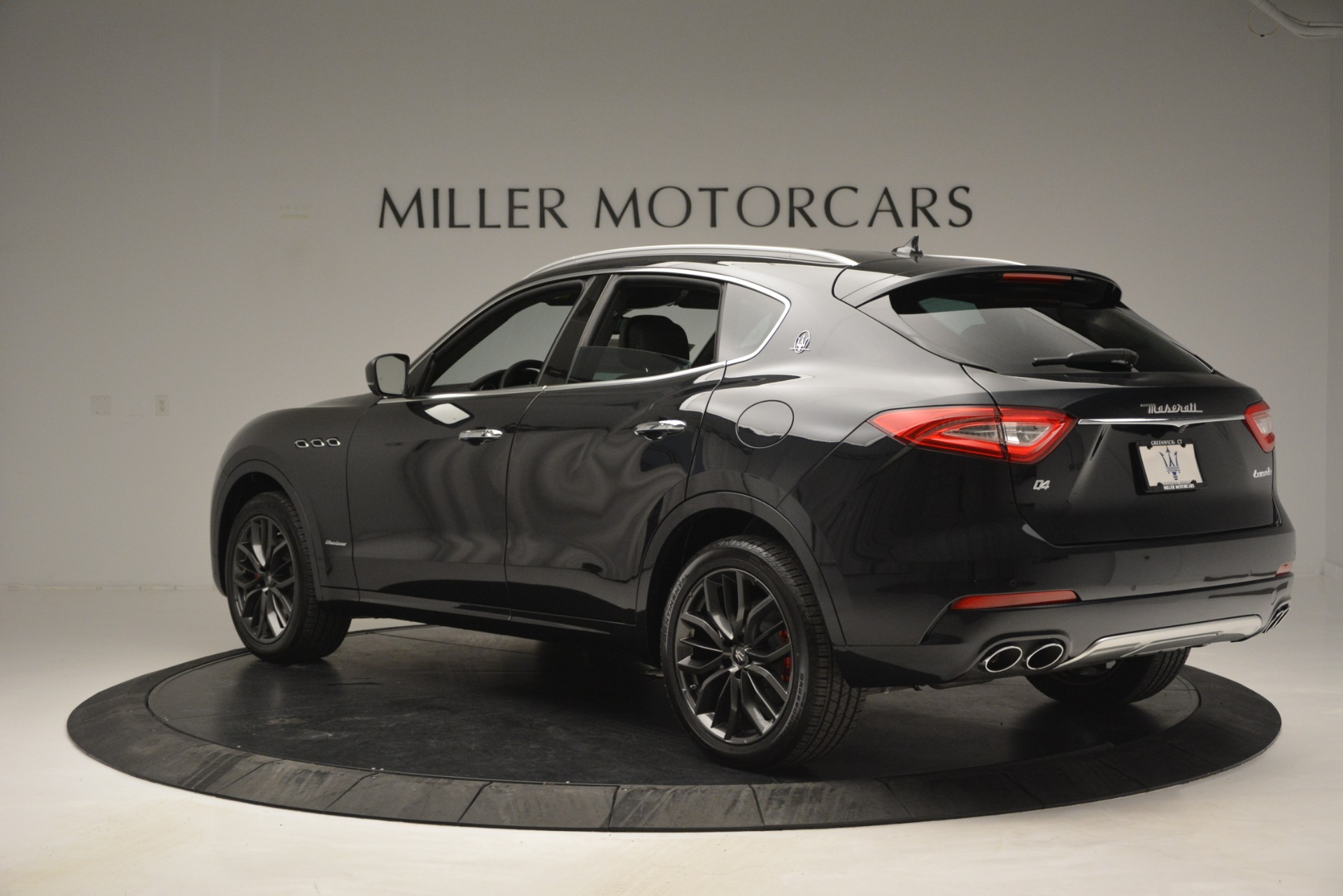 New 2019 Maserati Levante Q4 GranLusso For Sale In Westport, CT 2574_p5