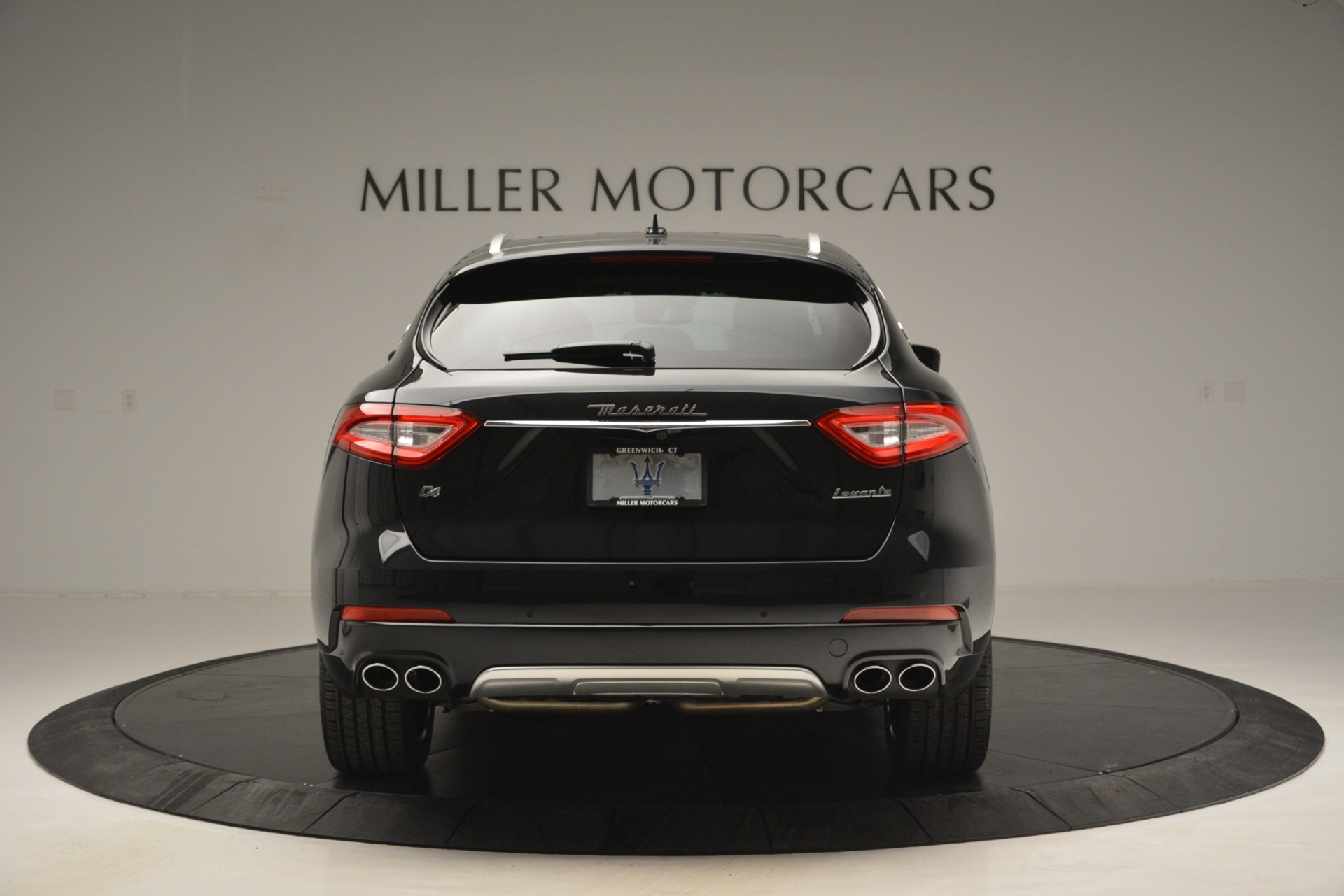 New 2019 Maserati Levante Q4 GranLusso For Sale In Westport, CT 2574_p6
