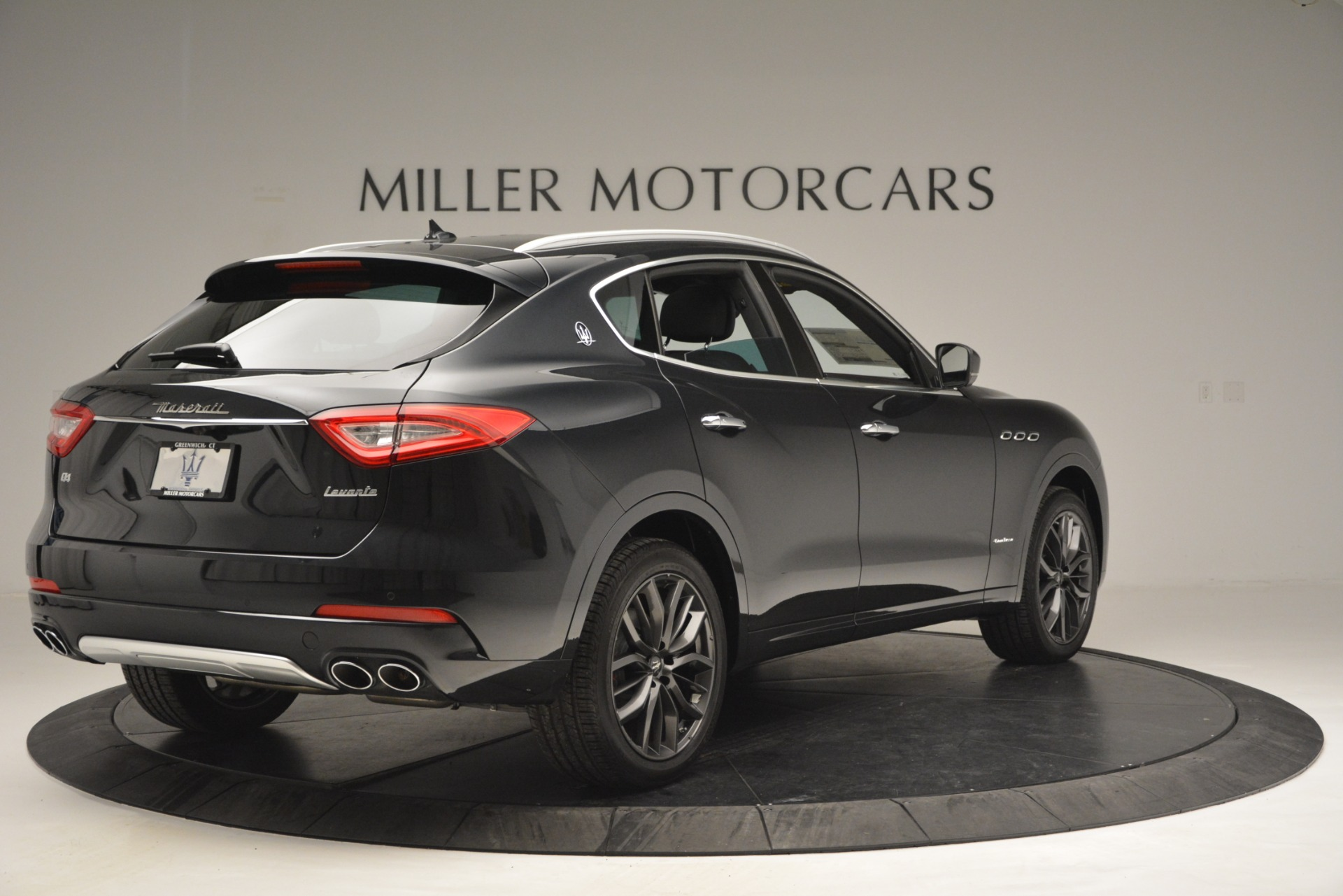 New 2019 Maserati Levante Q4 GranLusso For Sale In Westport, CT 2574_p7