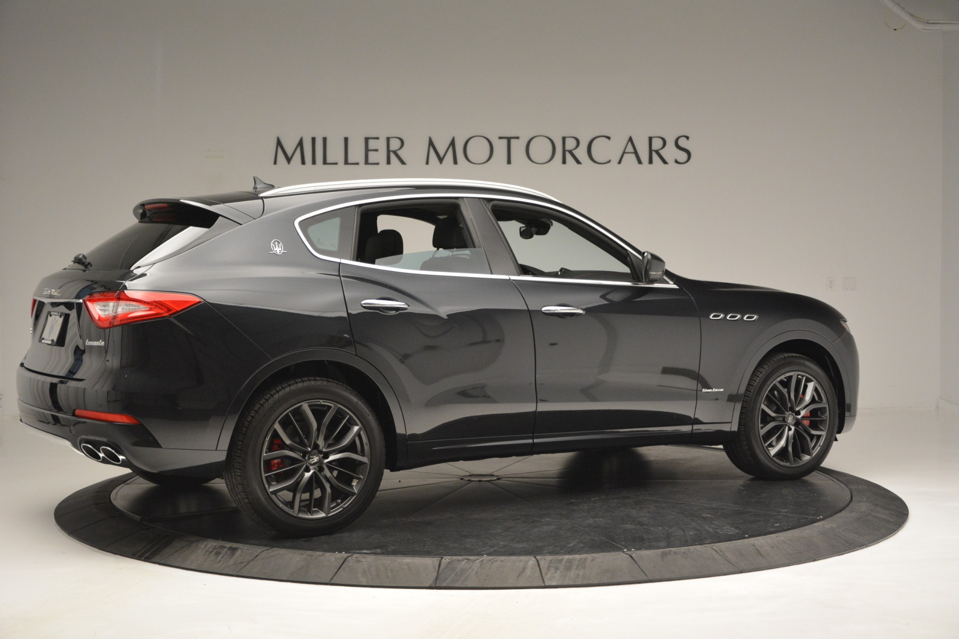 New 2019 Maserati Levante Q4 GranLusso For Sale In Westport, CT 2574_p8