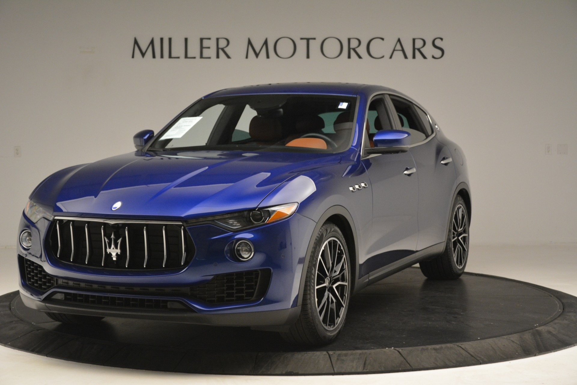 Used 2018 Maserati Levante Q4 For Sale In Westport, CT 2575_main