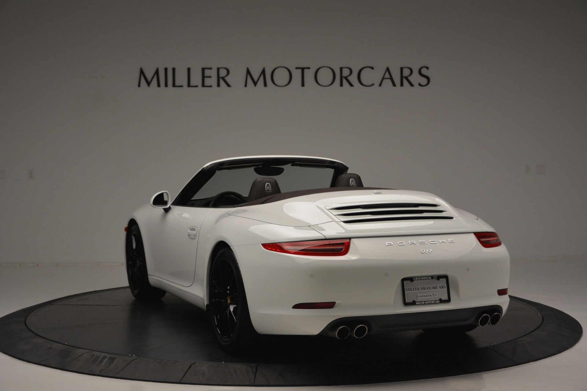 Used 2015 Porsche 911 Carrera S For Sale In Westport, CT 2578_p5