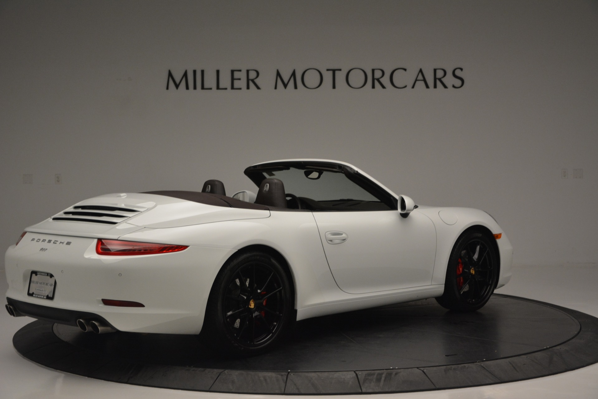 Used 2015 Porsche 911 Carrera S For Sale In Westport, CT 2578_p8