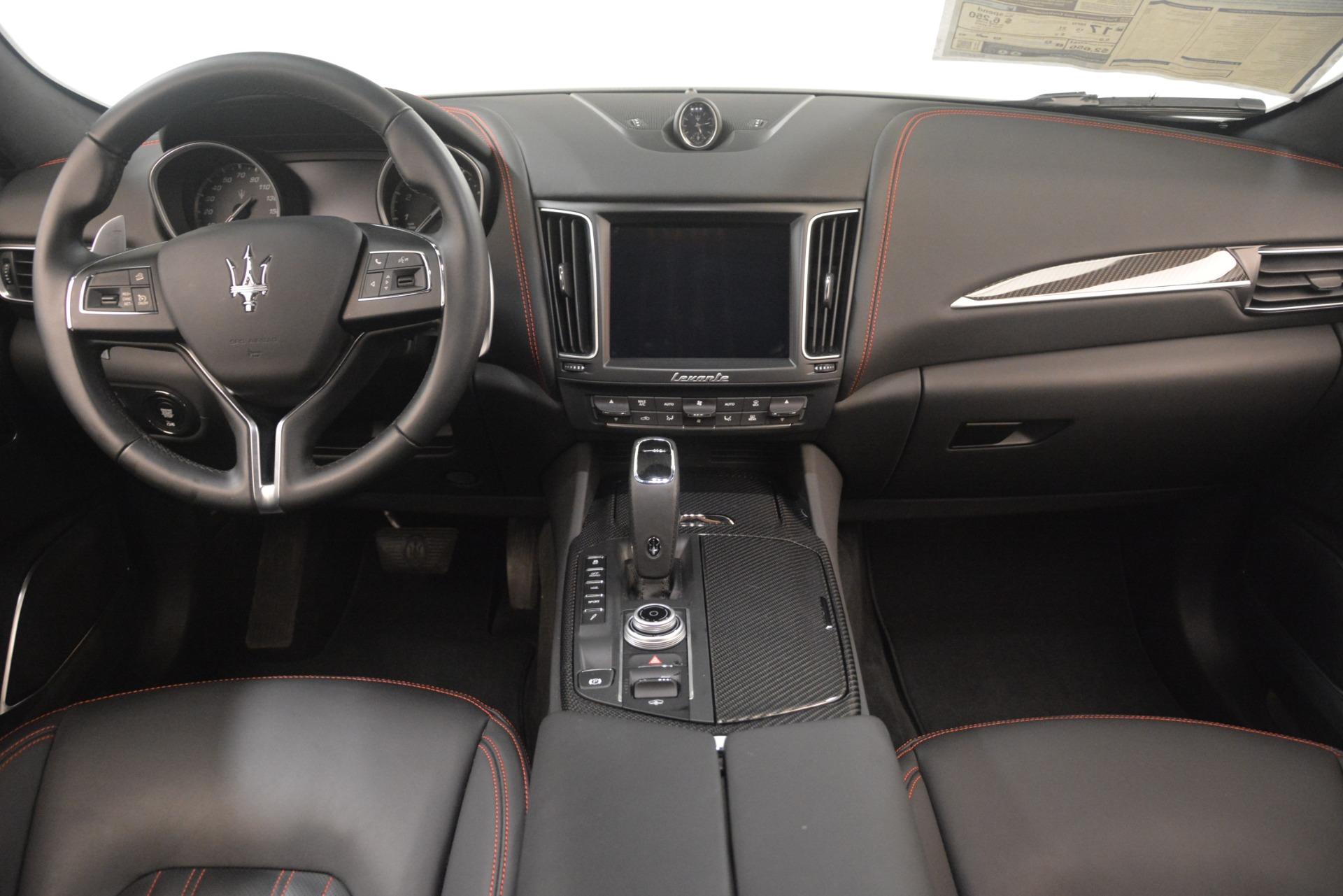 New 2019 Maserati Levante Q4 GranLusso For Sale In Westport, CT 2580_p16
