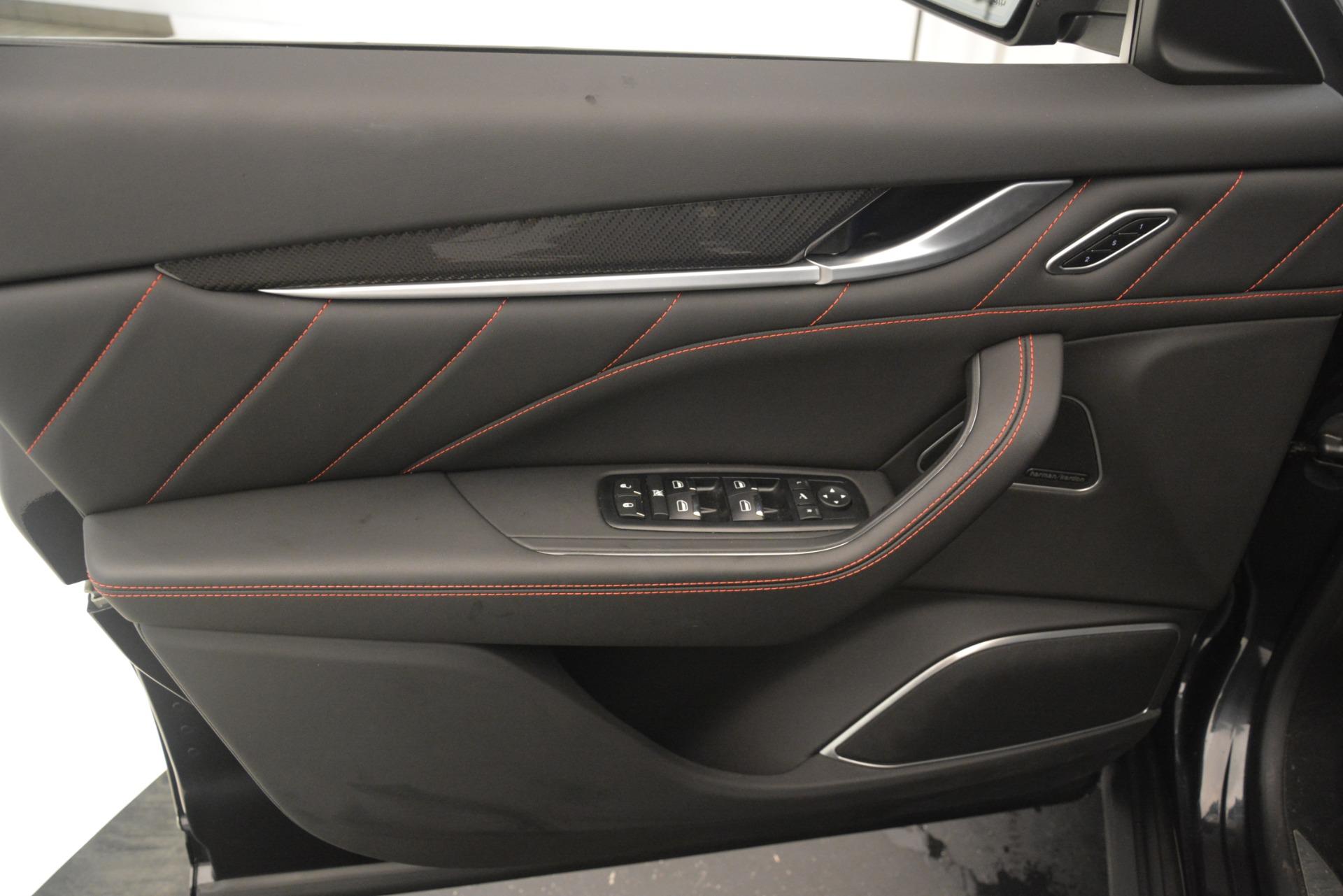 New 2019 Maserati Levante Q4 GranLusso For Sale In Westport, CT 2580_p17
