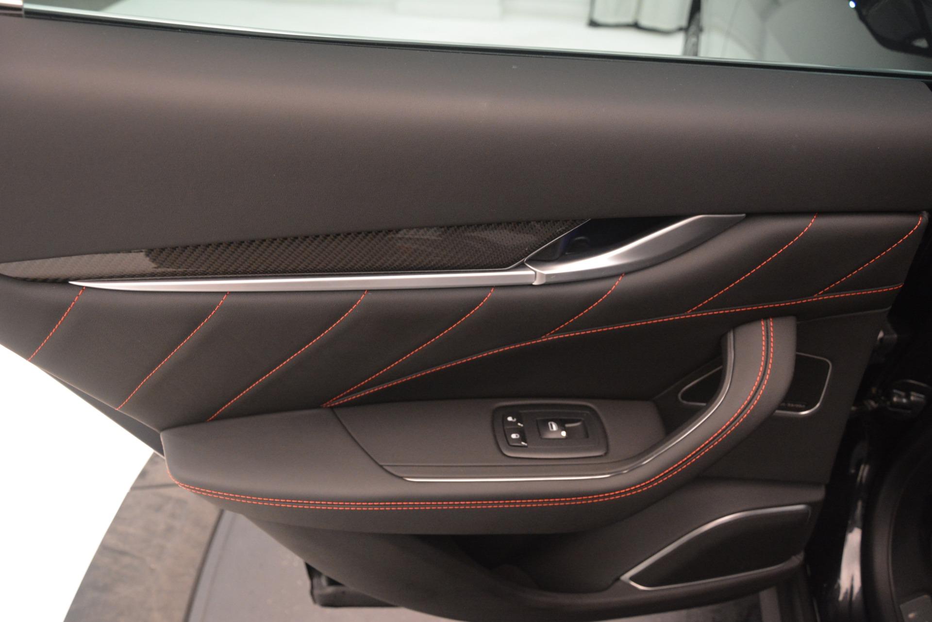 New 2019 Maserati Levante Q4 GranLusso For Sale In Westport, CT 2580_p21