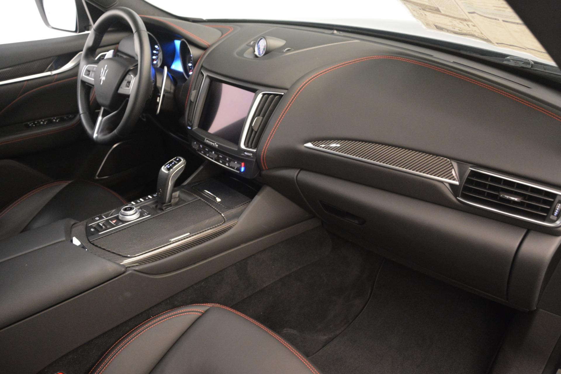 New 2019 Maserati Levante Q4 GranLusso For Sale In Westport, CT 2580_p22