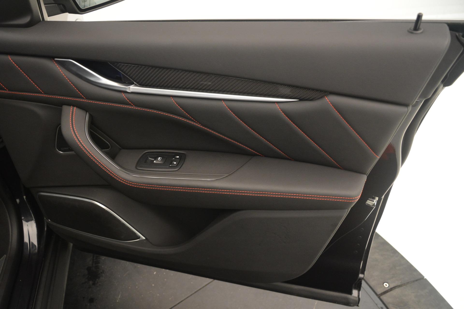 New 2019 Maserati Levante Q4 GranLusso For Sale In Westport, CT 2580_p25