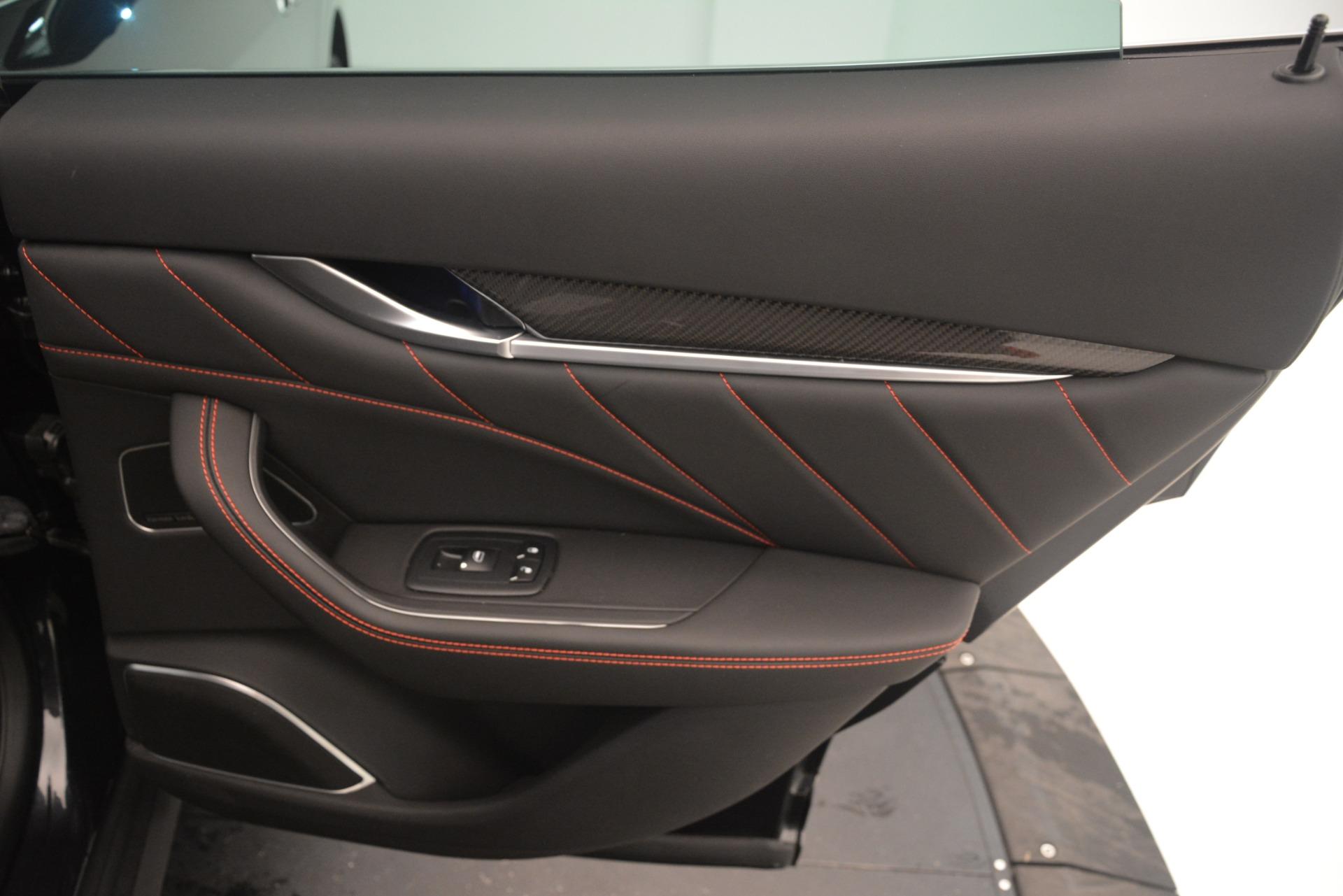 New 2019 Maserati Levante Q4 GranLusso For Sale In Westport, CT 2580_p29