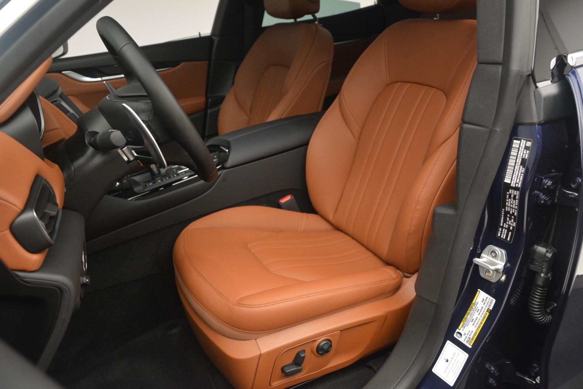New 2019 Maserati Levante Q4 For Sale In Westport, CT 2581_p13