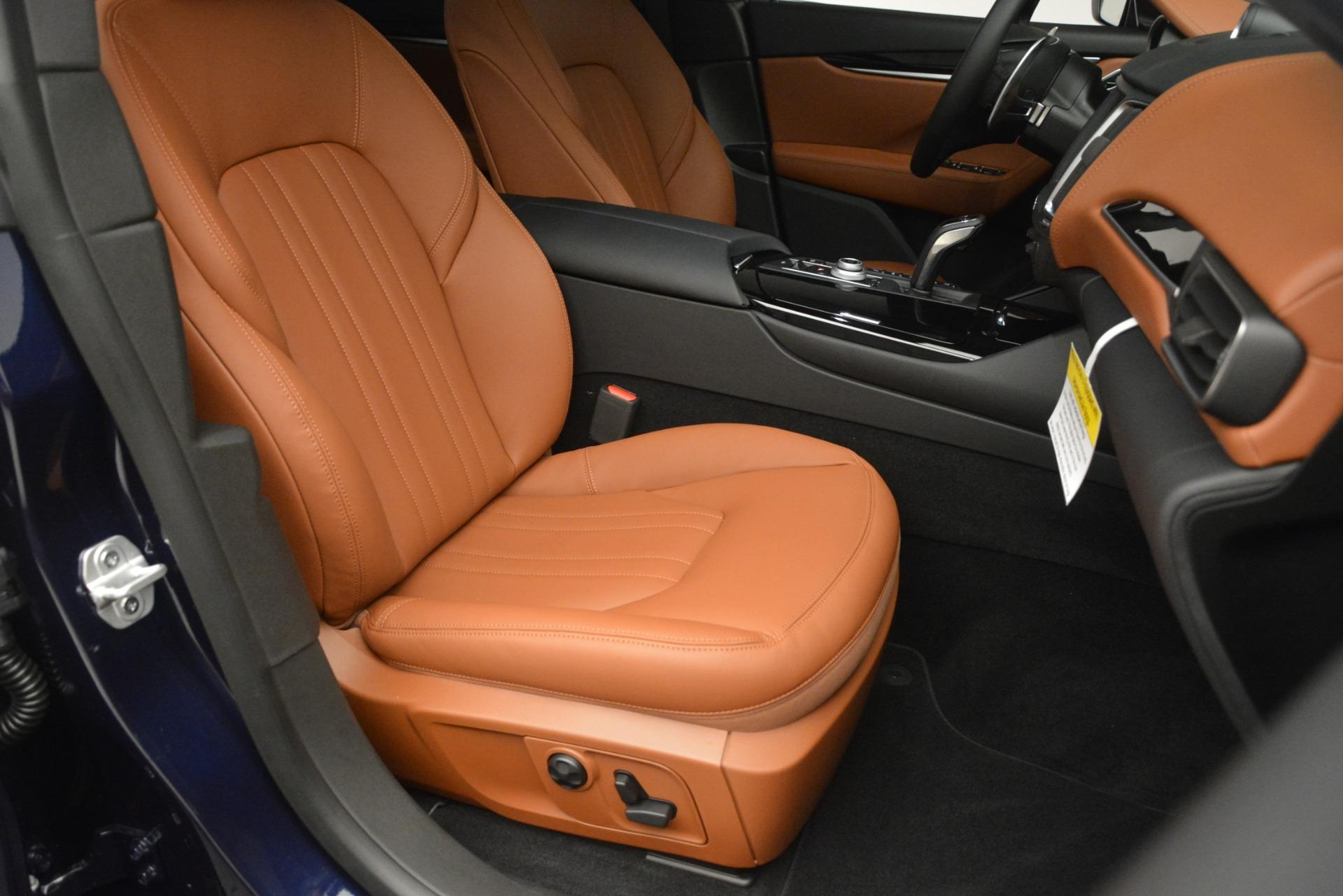 New 2019 Maserati Levante Q4 For Sale In Westport, CT 2581_p25