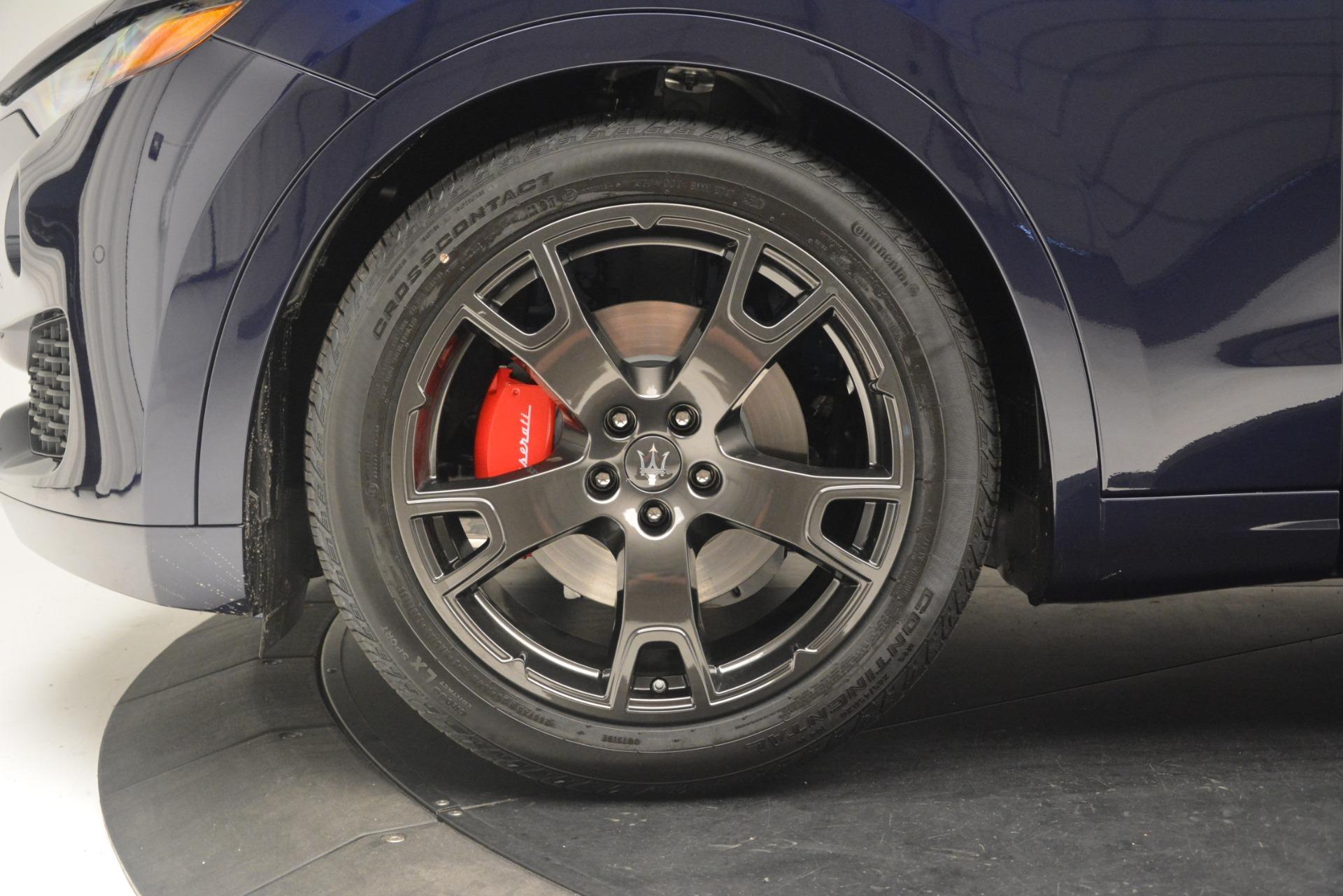 New 2019 Maserati Levante Q4 For Sale In Westport, CT 2581_p30