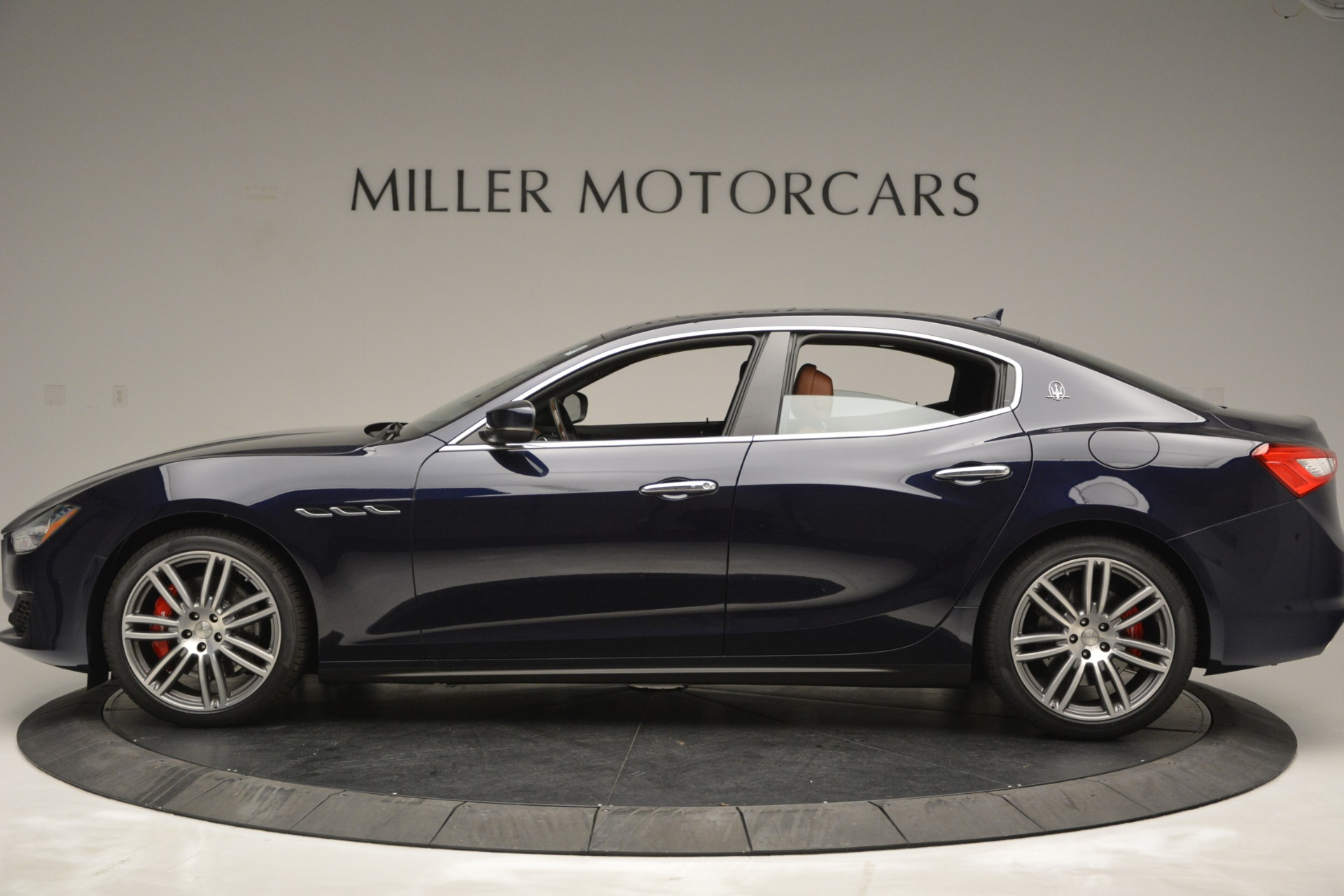 New 2019 Maserati Ghibli S Q4 For Sale In Westport, CT 2583_p3