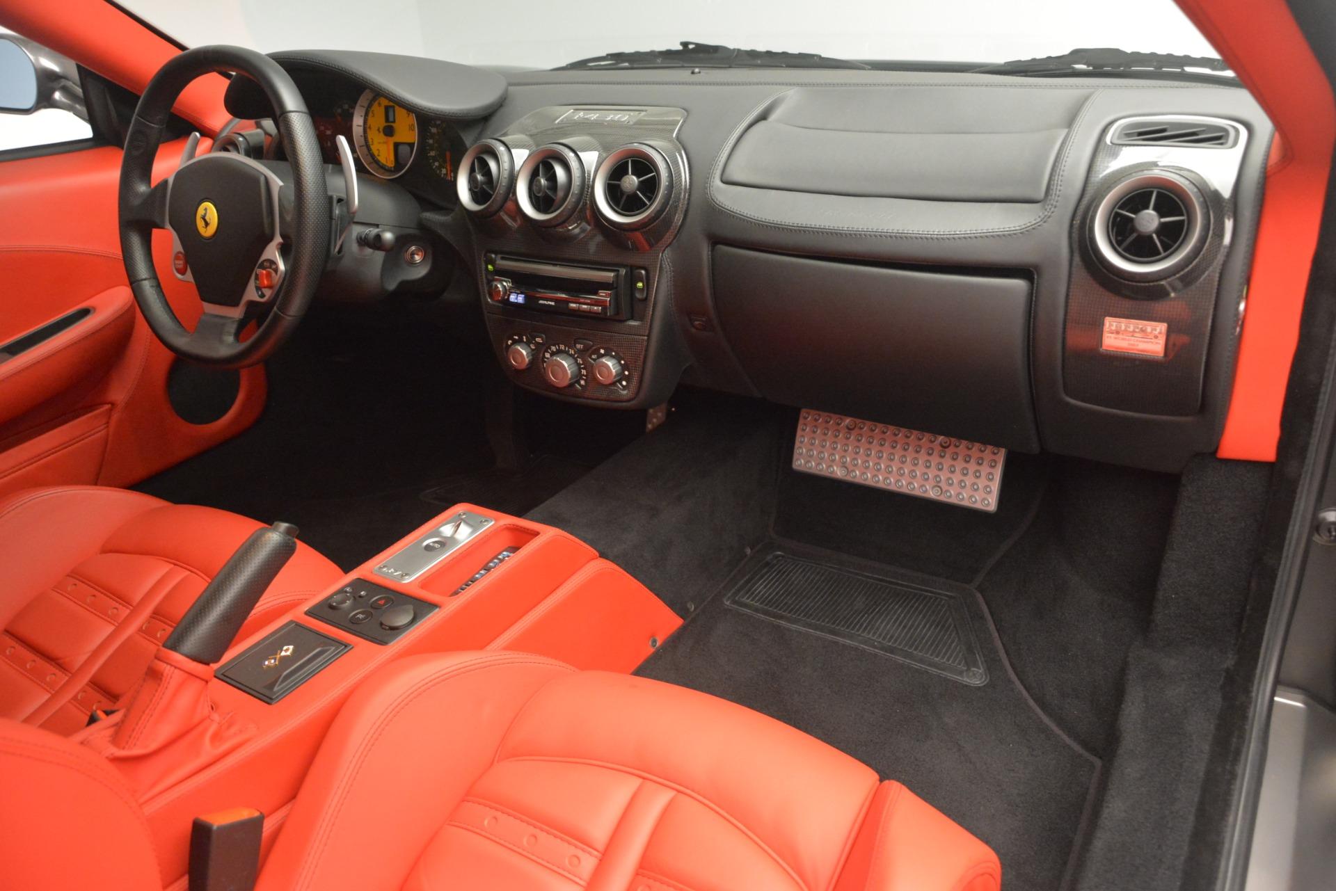 Used 2008 Ferrari F430  For Sale In Westport, CT 2584_p17