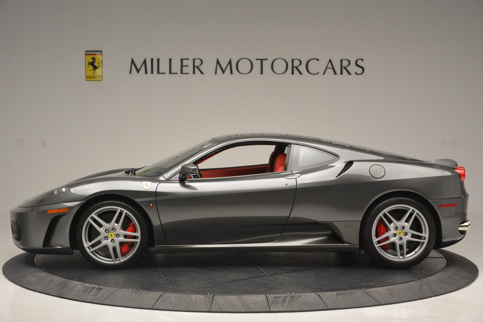 Used 2008 Ferrari F430  For Sale In Westport, CT 2584_p3